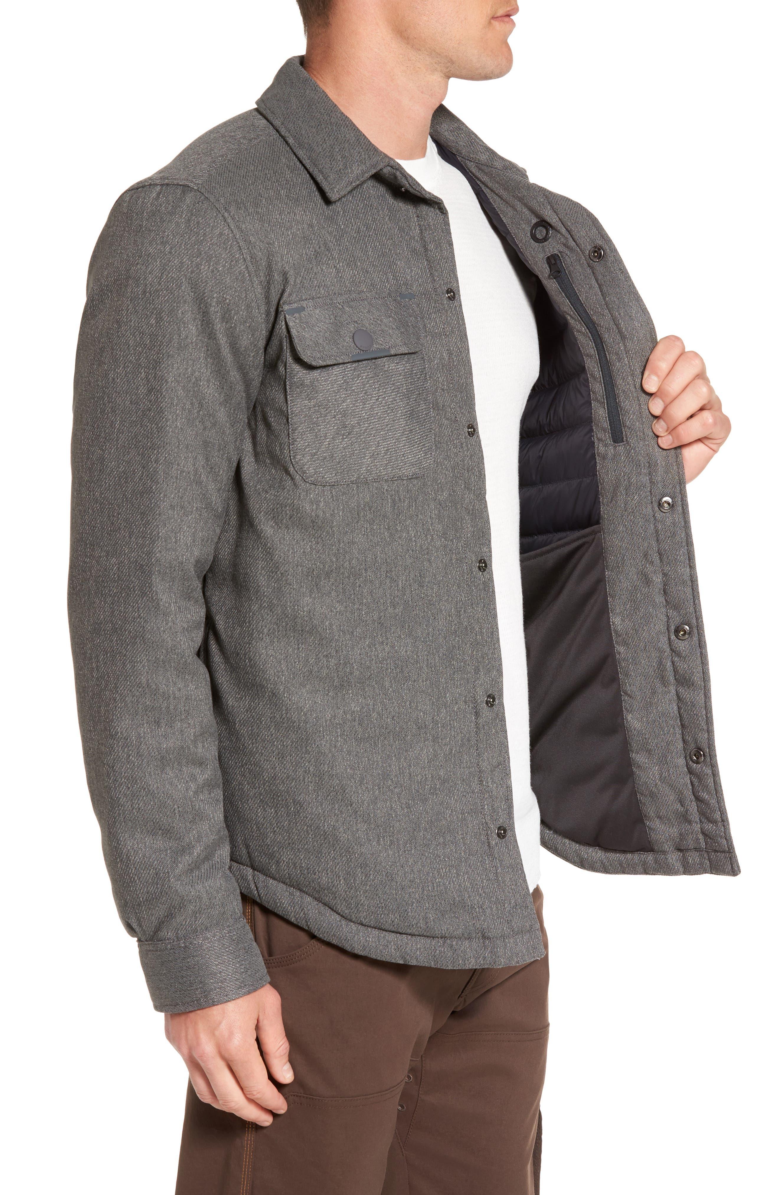 Showdown Shirt Jacket,                             Alternate thumbnail 3, color,                             020
