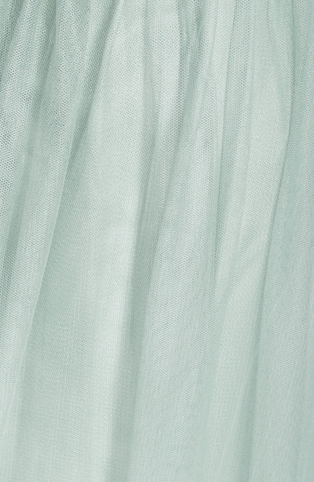 Annabelle Convertible Tulle Column Dress,                             Alternate thumbnail 84, color,