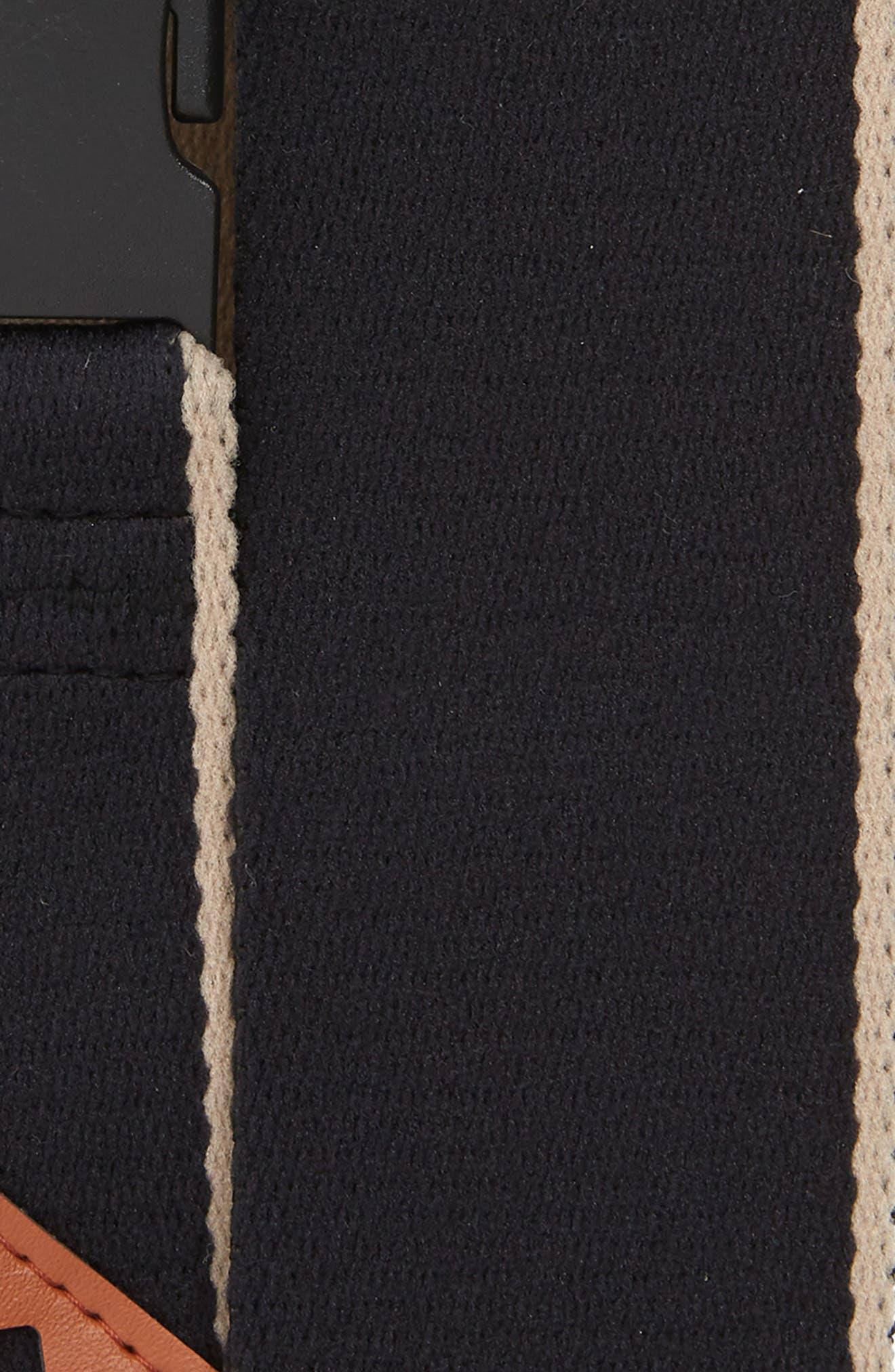 Blackwood Belt,                             Alternate thumbnail 2, color,                             BLACK/ KHAKI