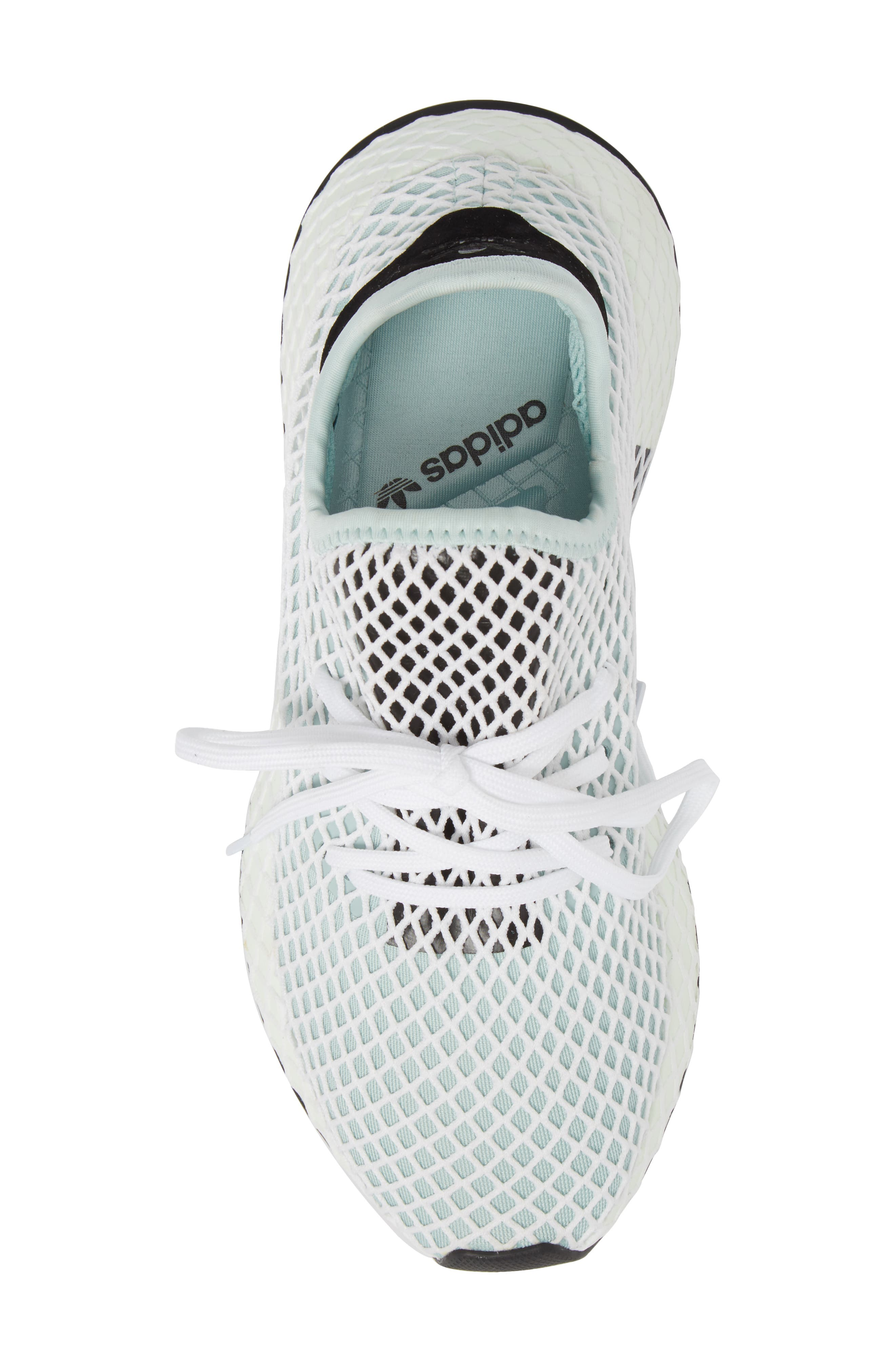 Deerupt Runner Sneaker,                             Alternate thumbnail 5, color,                             ASH GREEN/ ASH GREEN