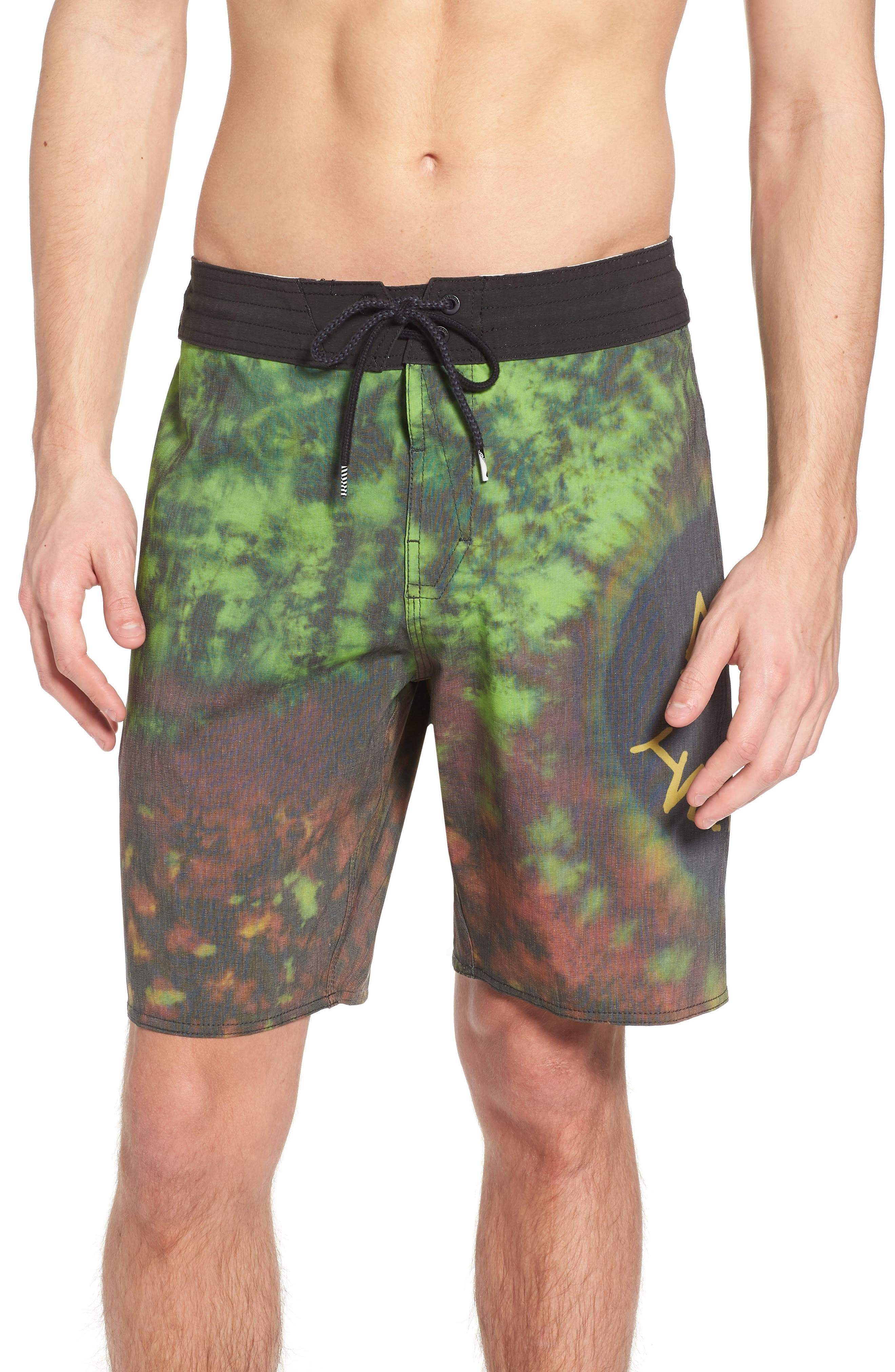 Chill Out Stoney Board Shorts,                             Main thumbnail 1, color,                             001