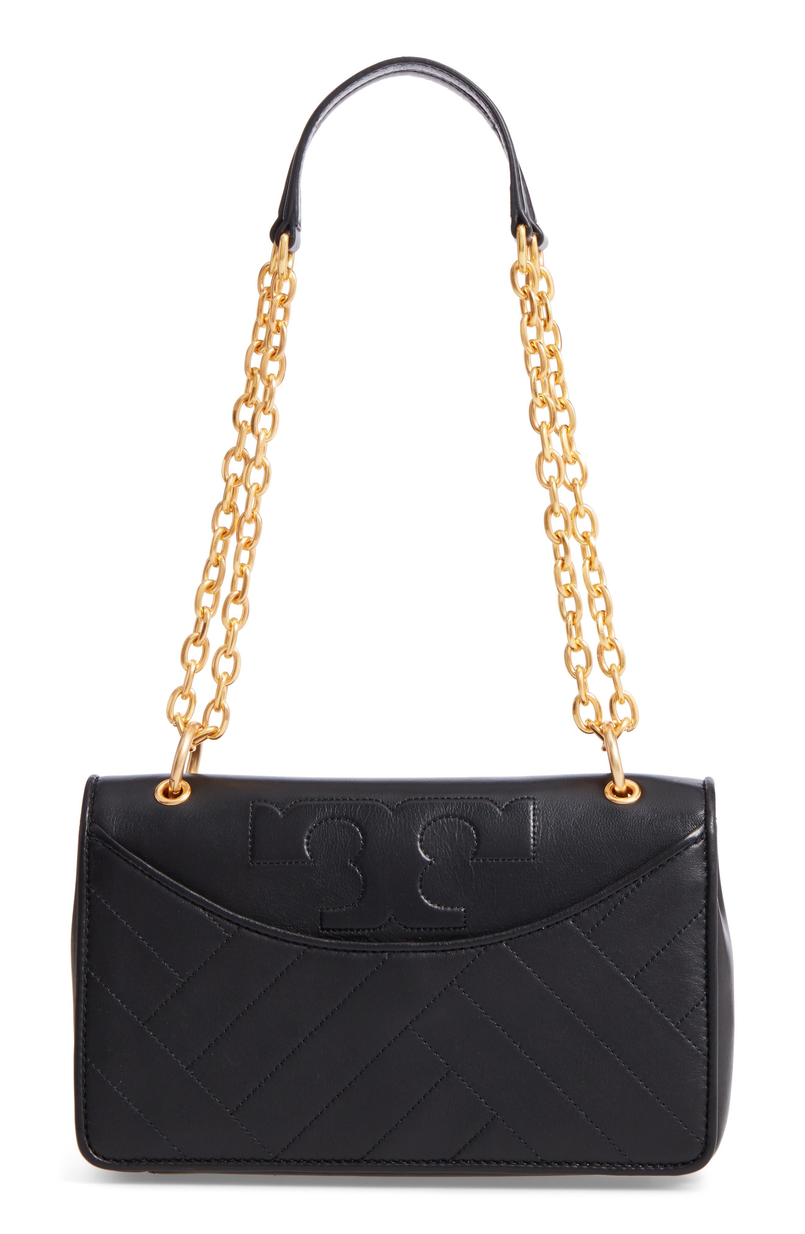 Alexa Leather Shoulder Bag,                             Main thumbnail 2, color,