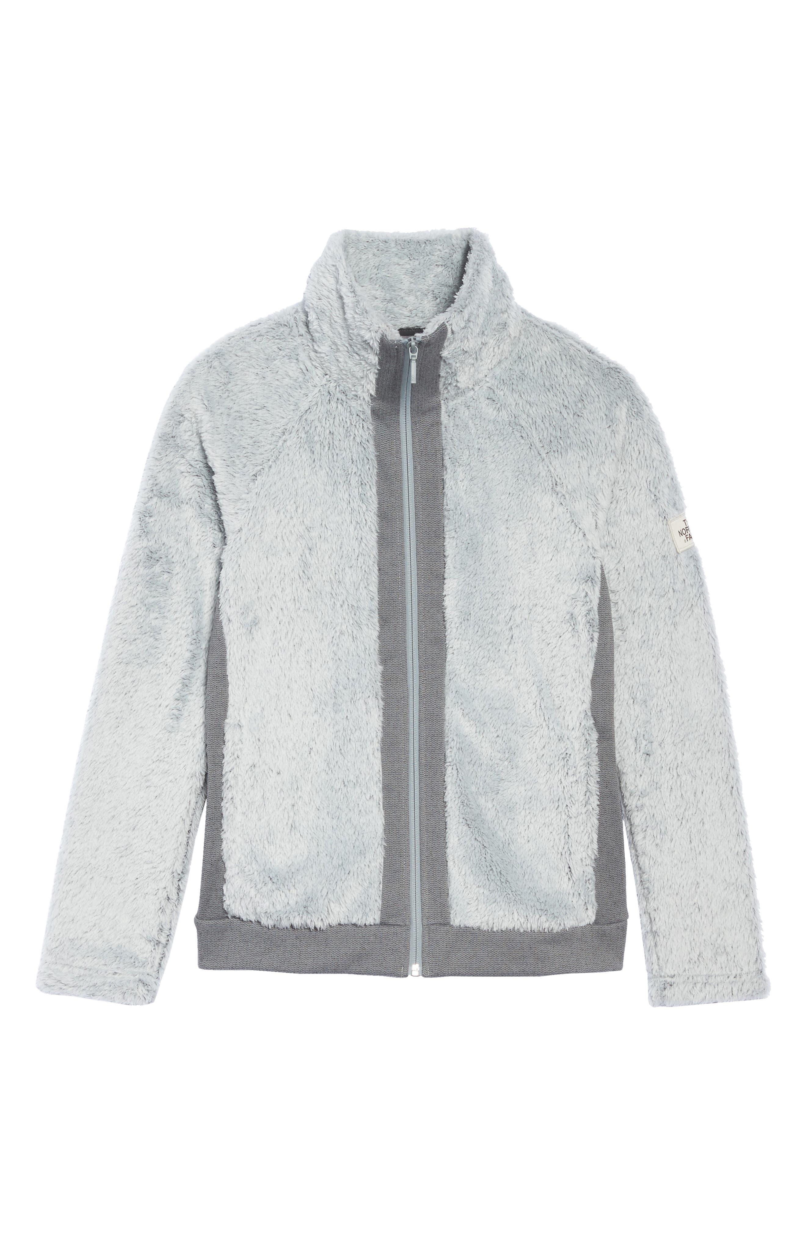 Furry Fleece Jacket,                             Alternate thumbnail 32, color,