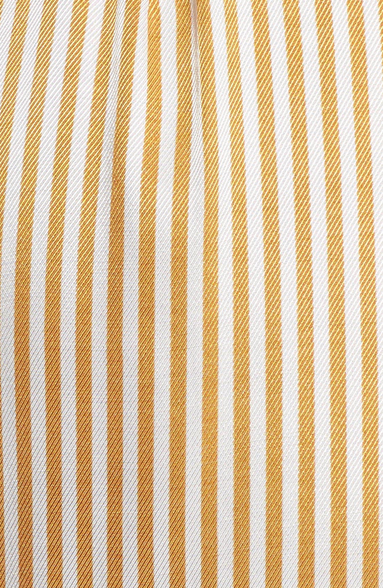 Peyton Wide Leg Halter Jumpsuit,                             Alternate thumbnail 5, color,