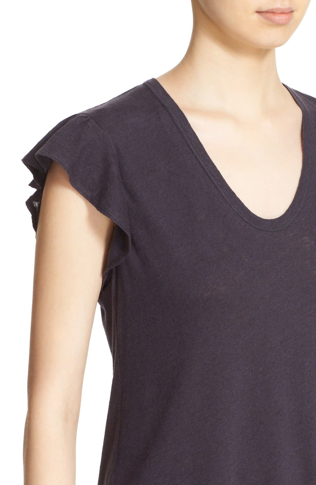 Washed Texture Jersey Tee,                             Alternate thumbnail 36, color,
