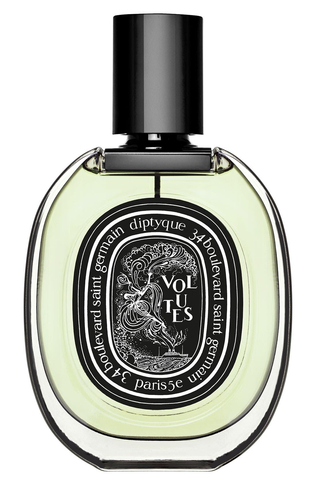 Volutes Eau de Parfum,                             Main thumbnail 1, color,                             000