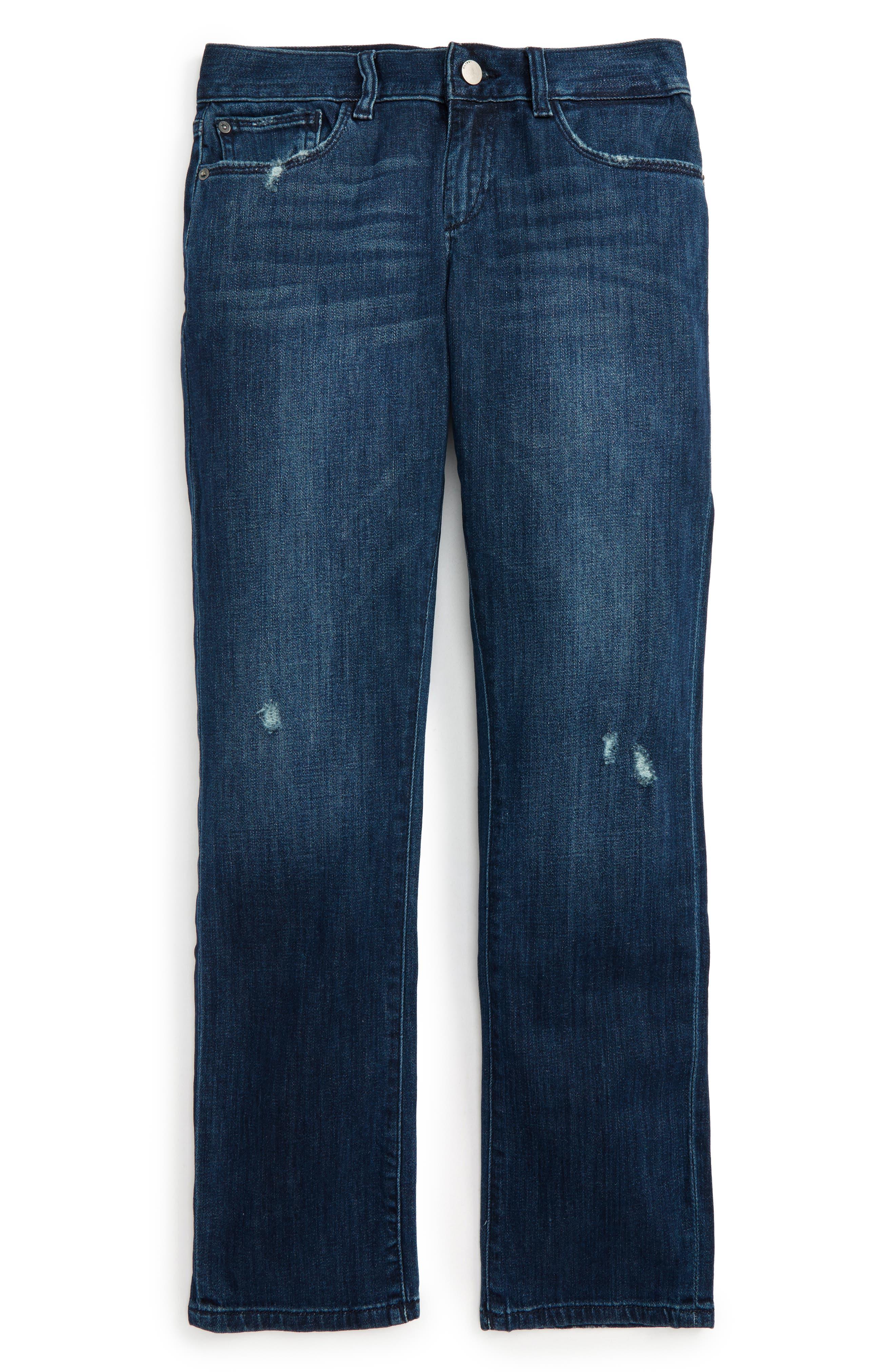 Brady Slim Fit Jeans,                             Main thumbnail 1, color,                             405