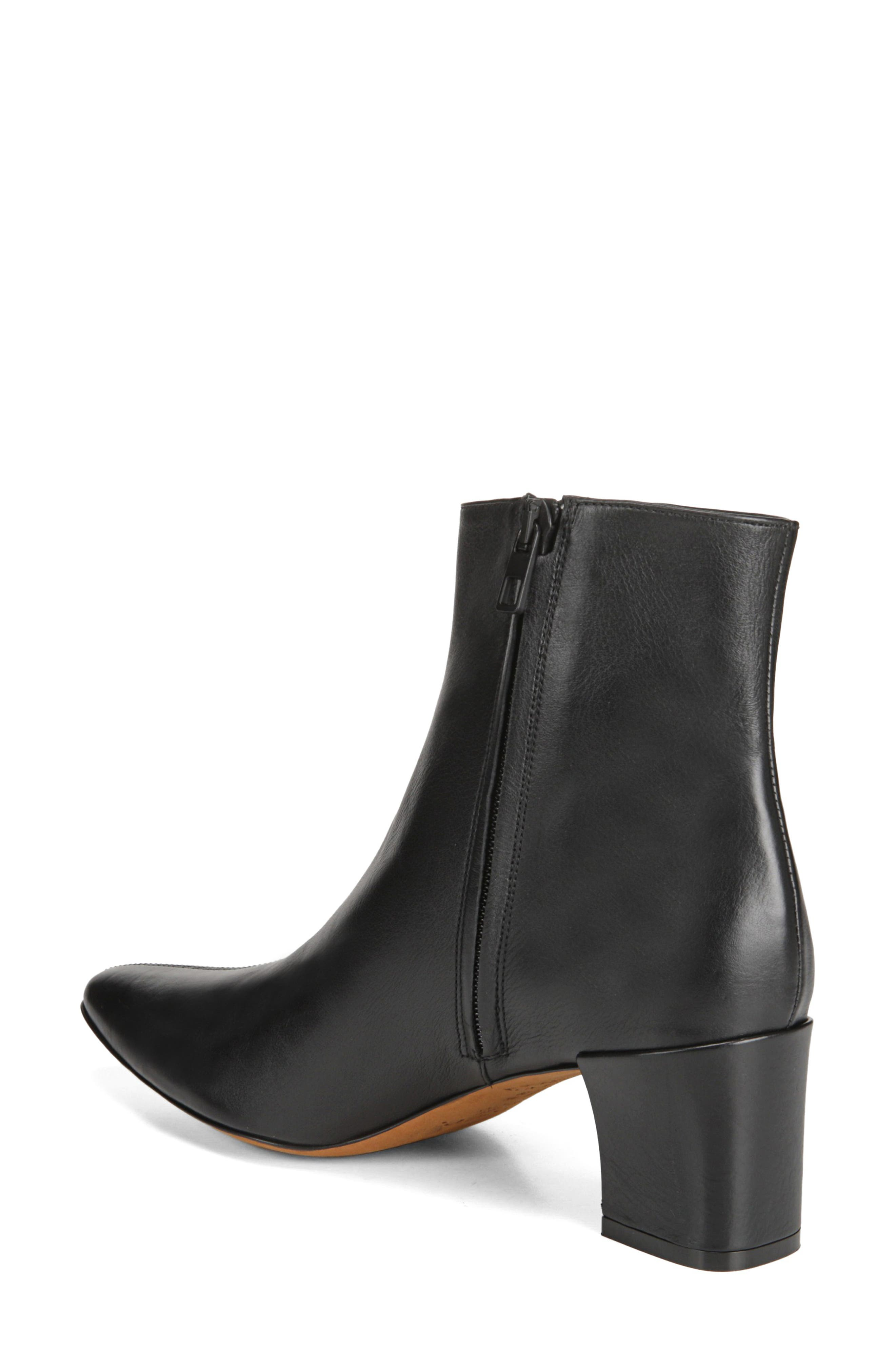 Lanica Bootie,                             Alternate thumbnail 2, color,                             BLACK