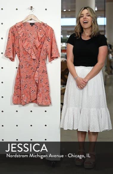 Off Duty Ruffle Tea Dress, sales video thumbnail