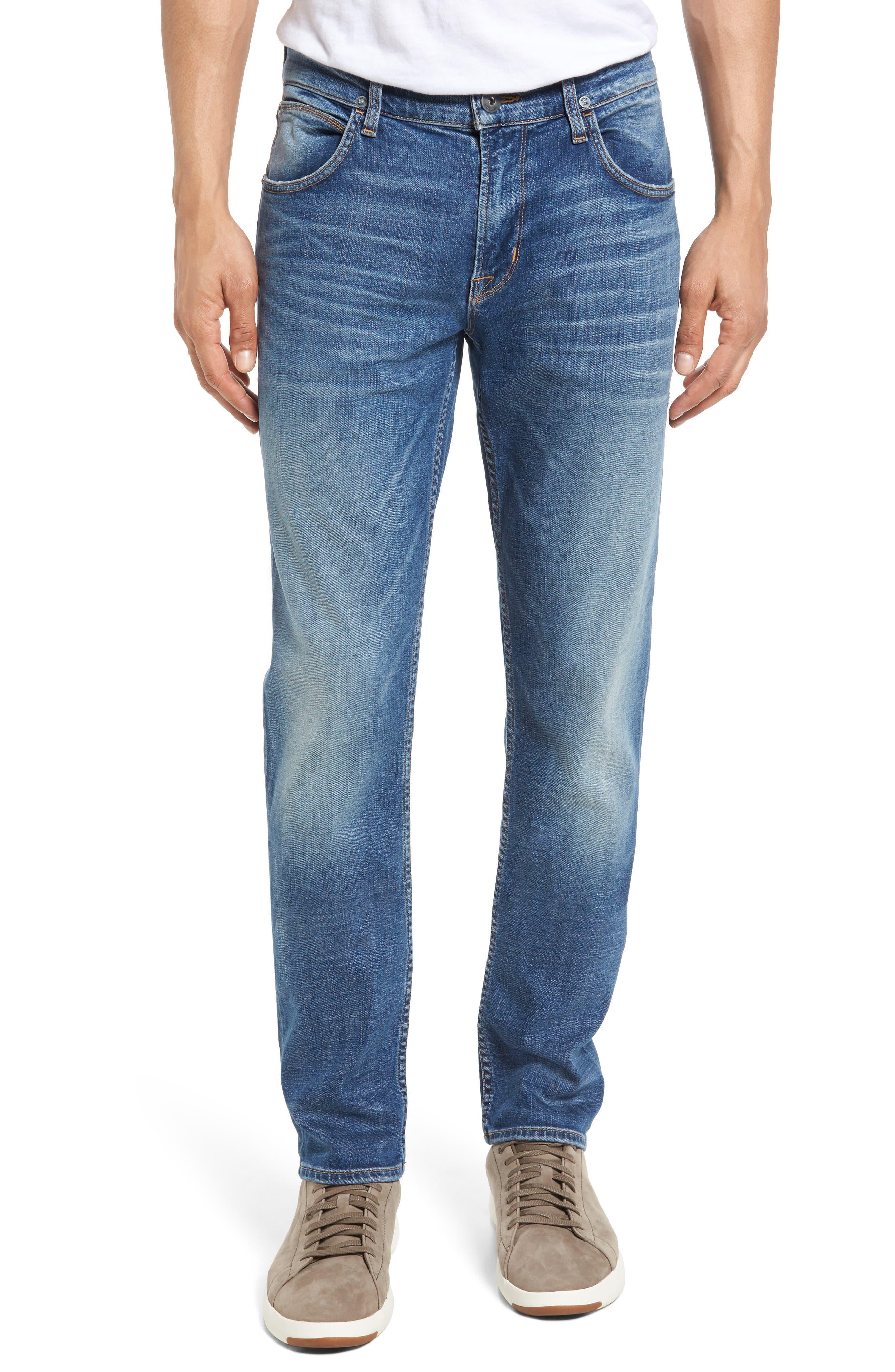 Blake Slim Fit Jeans,                         Main,                         color, 453