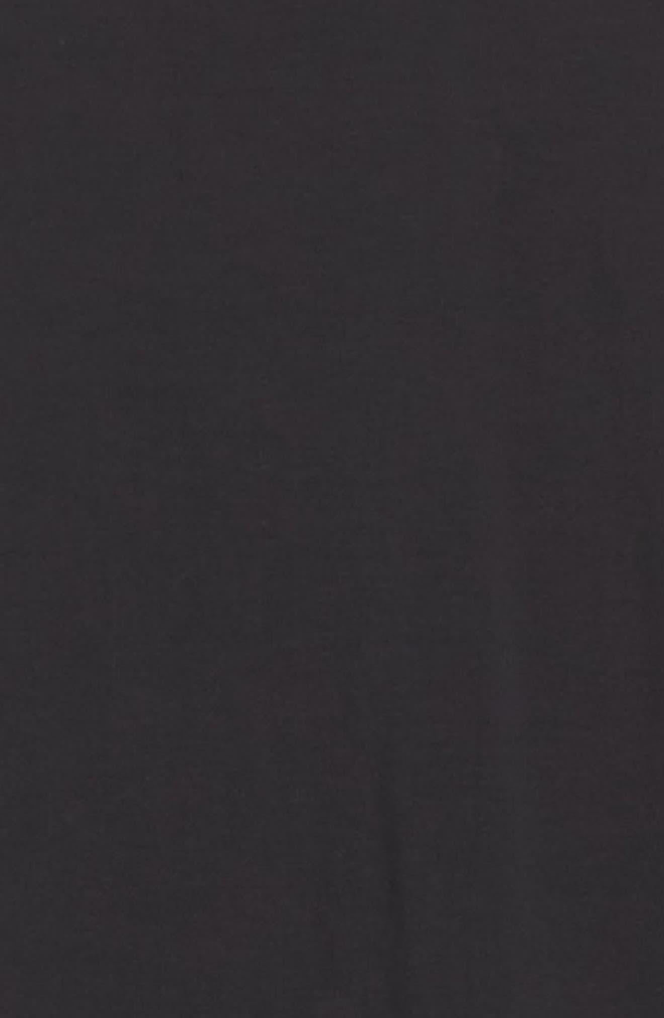 Modal Pajamas,                             Alternate thumbnail 5, color,                             BLACK