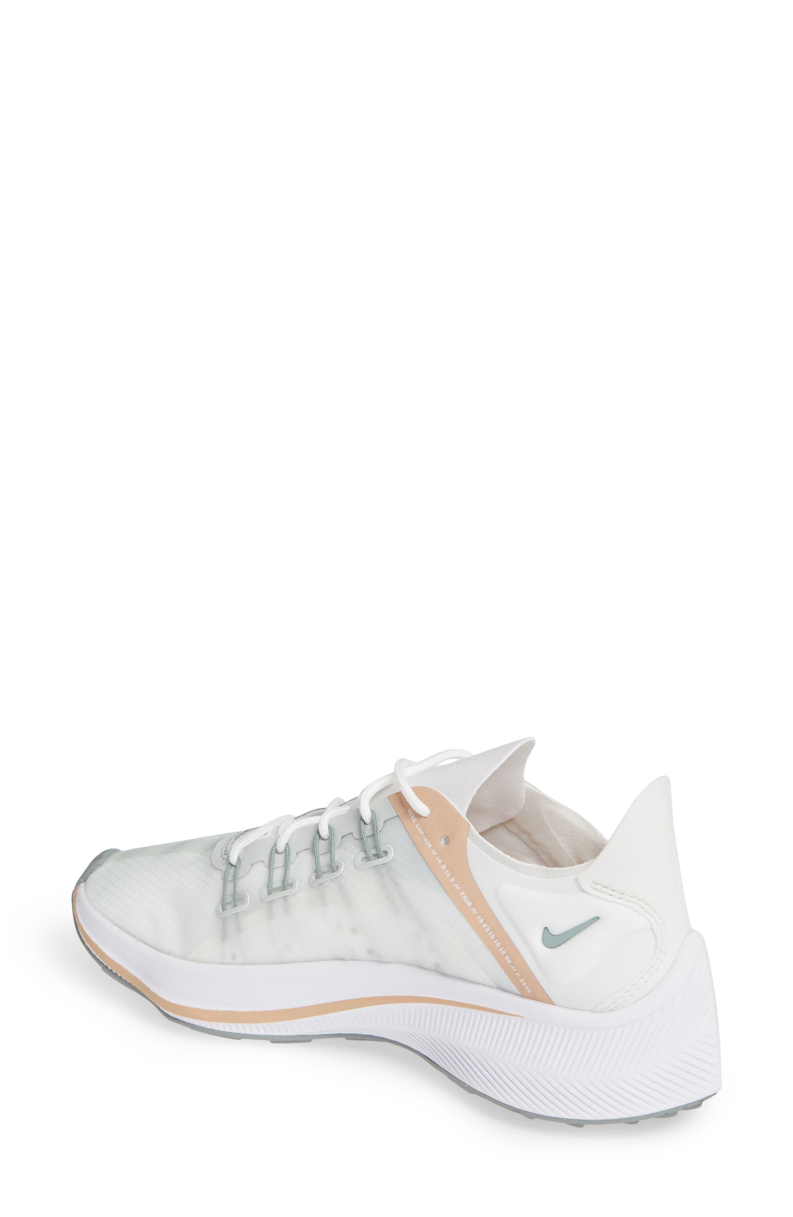 EXP-X14 Sneaker,                             Alternate thumbnail 2, color,                             SUMMIT WHITE/ LIGHT SILVER