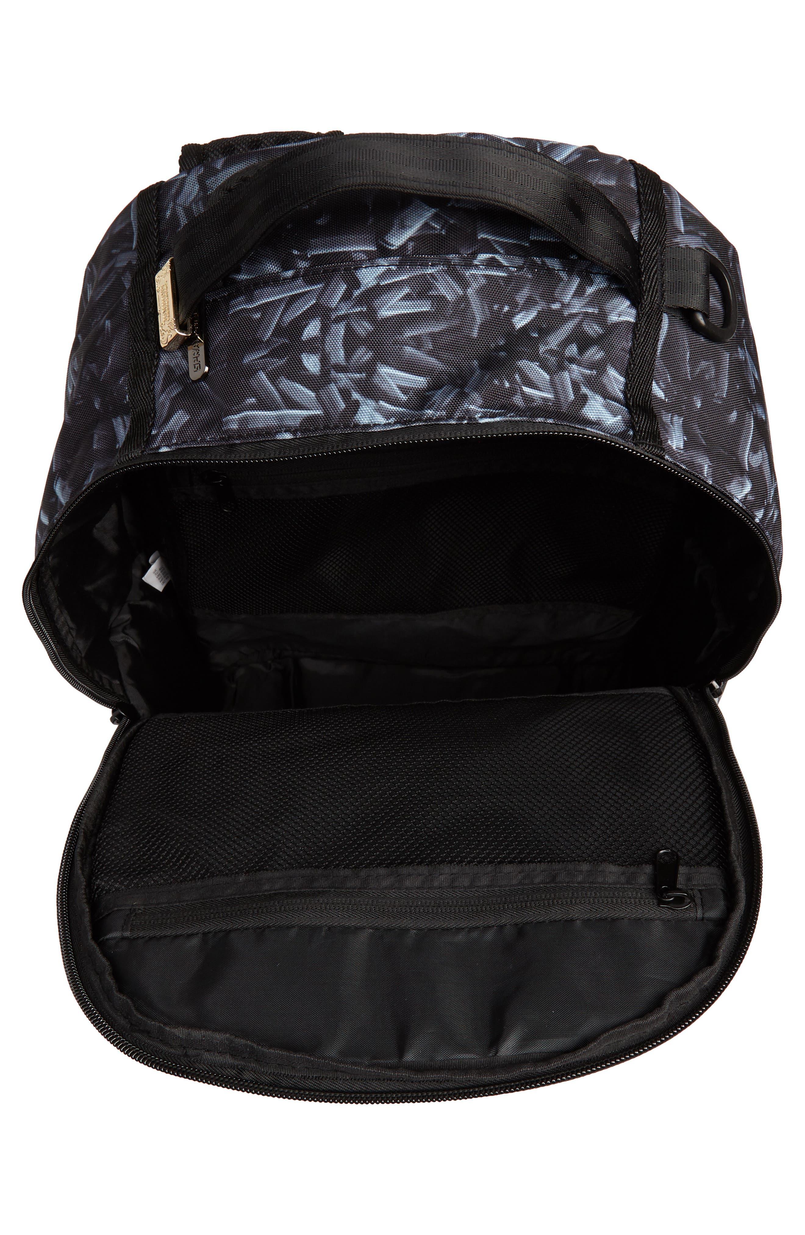 Deadpool Bullets Backpack,                             Alternate thumbnail 4, color,                             001