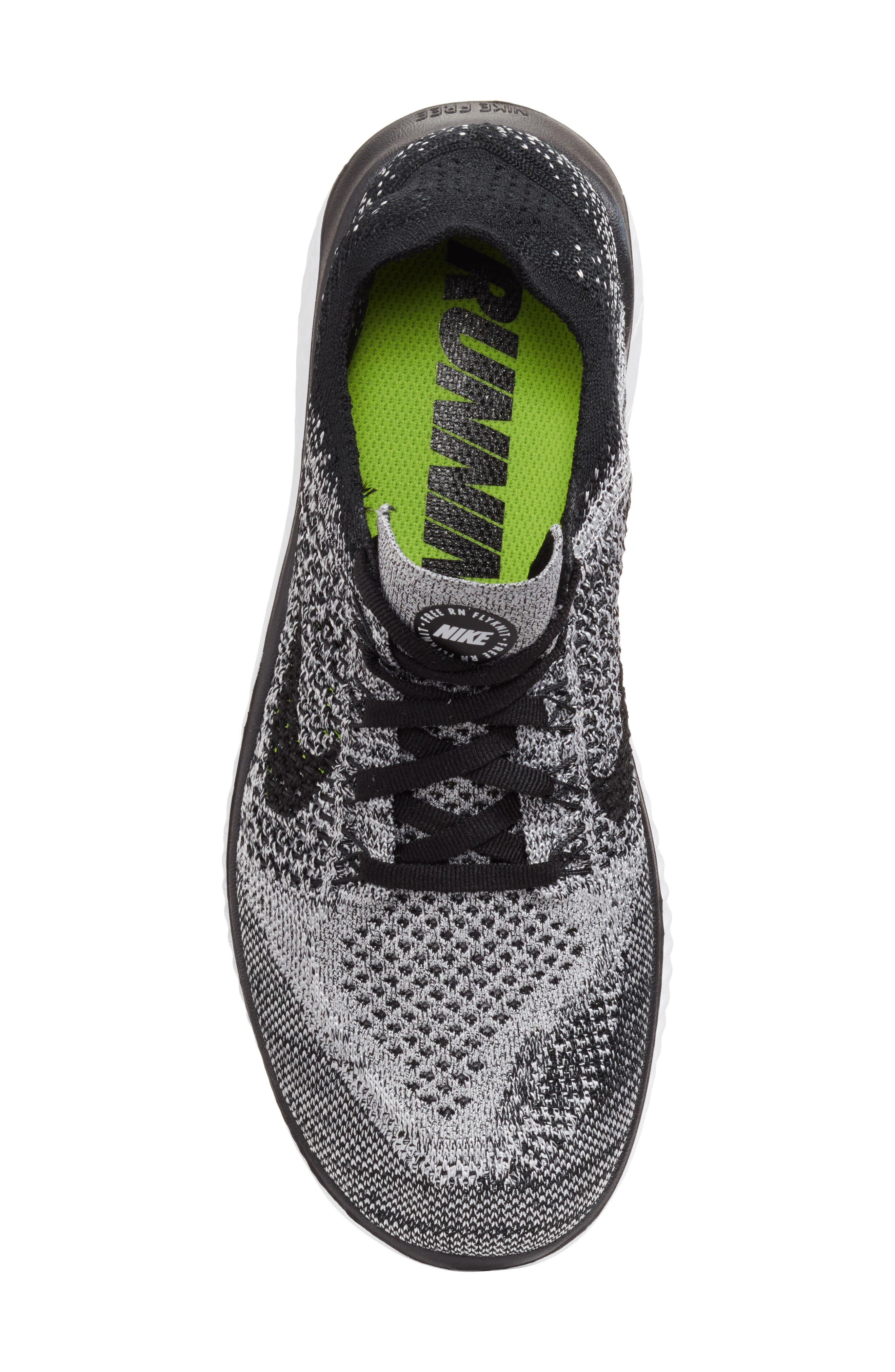 Free RN Flyknit 2018 Running Shoe,                             Alternate thumbnail 47, color,