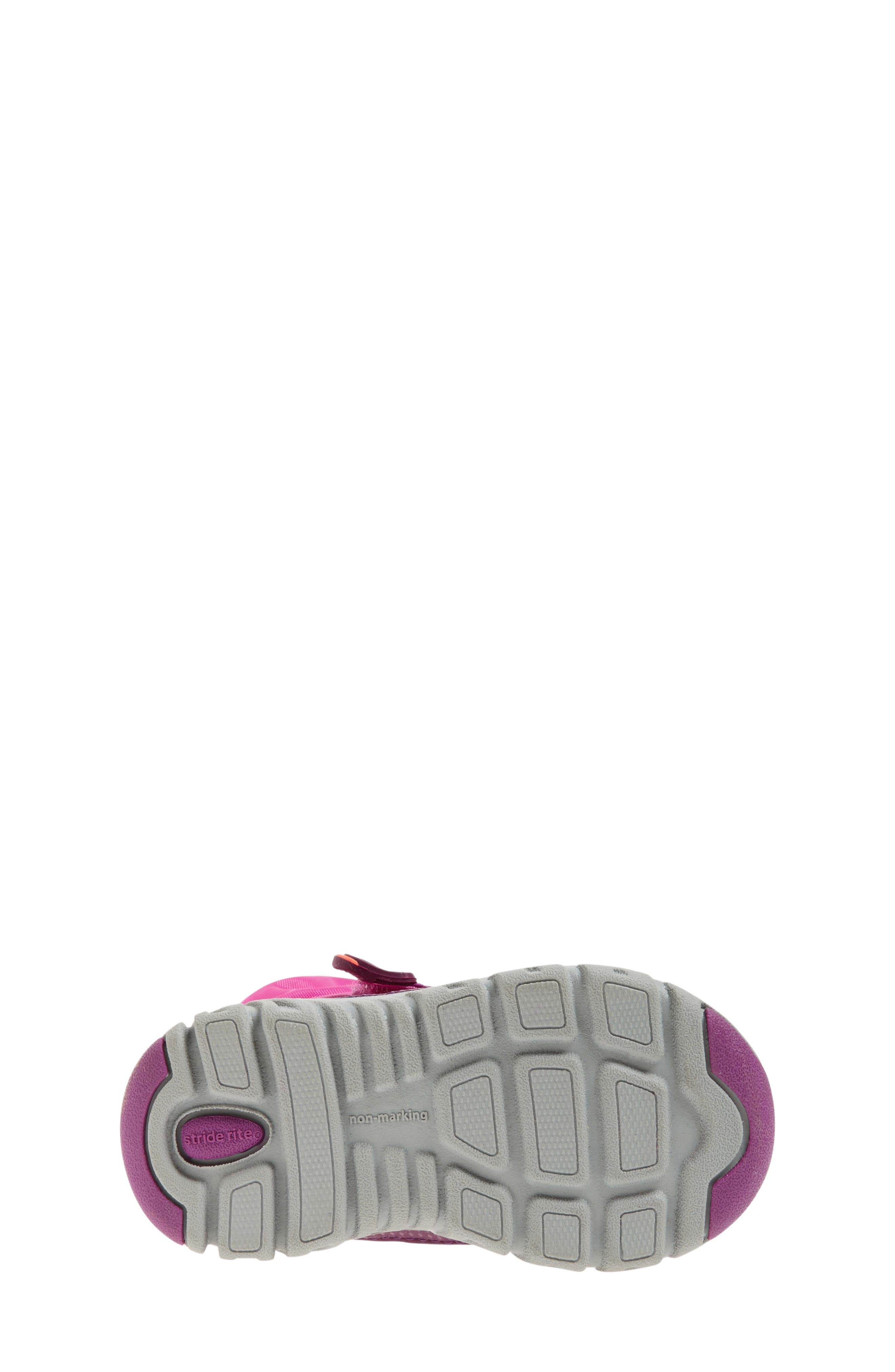 'Made 2 Play' WaterResistantBoot,                             Alternate thumbnail 3, color,                             PINK