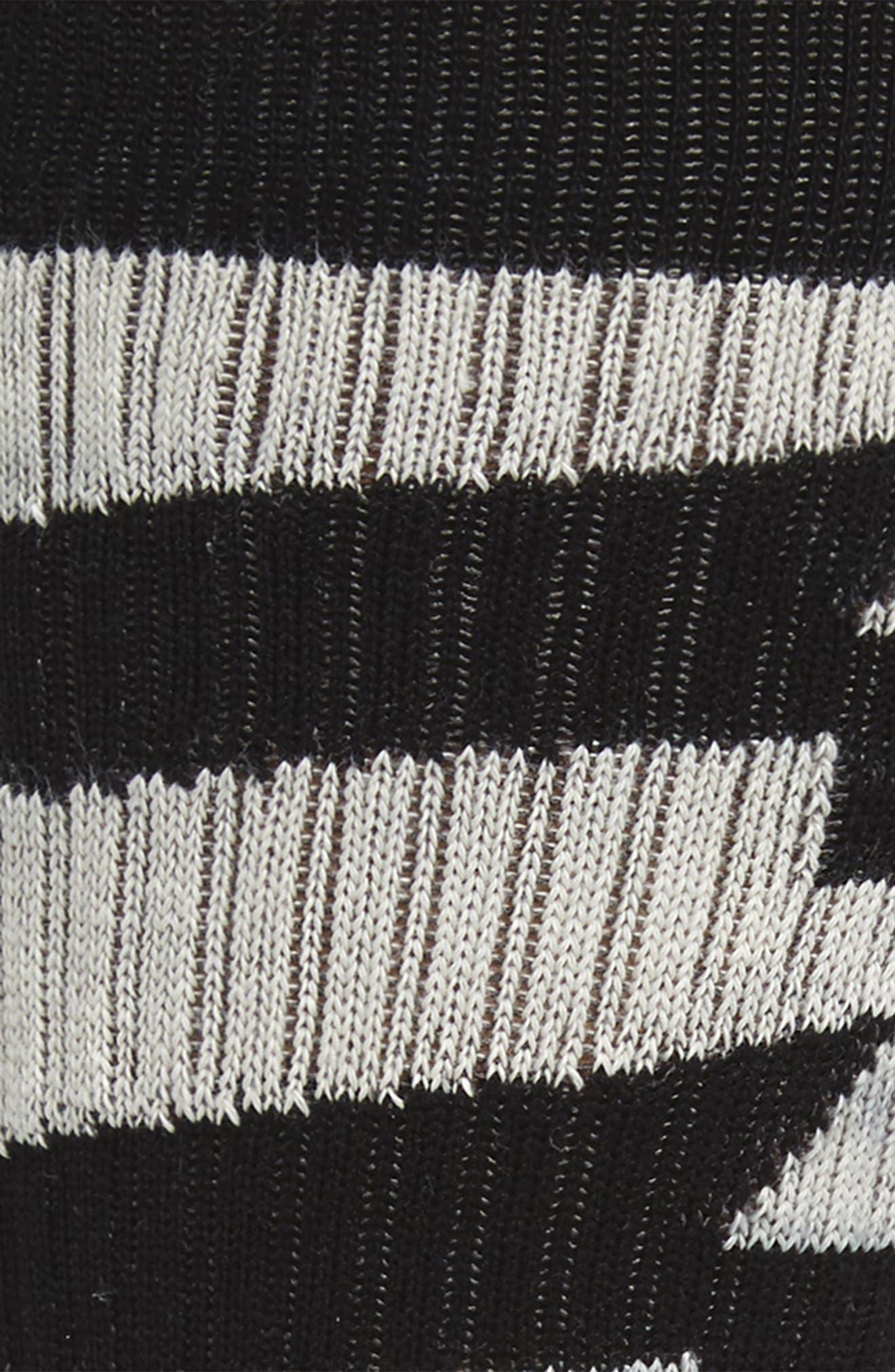 Sidereal Crew Socks,                             Alternate thumbnail 2, color,                             030