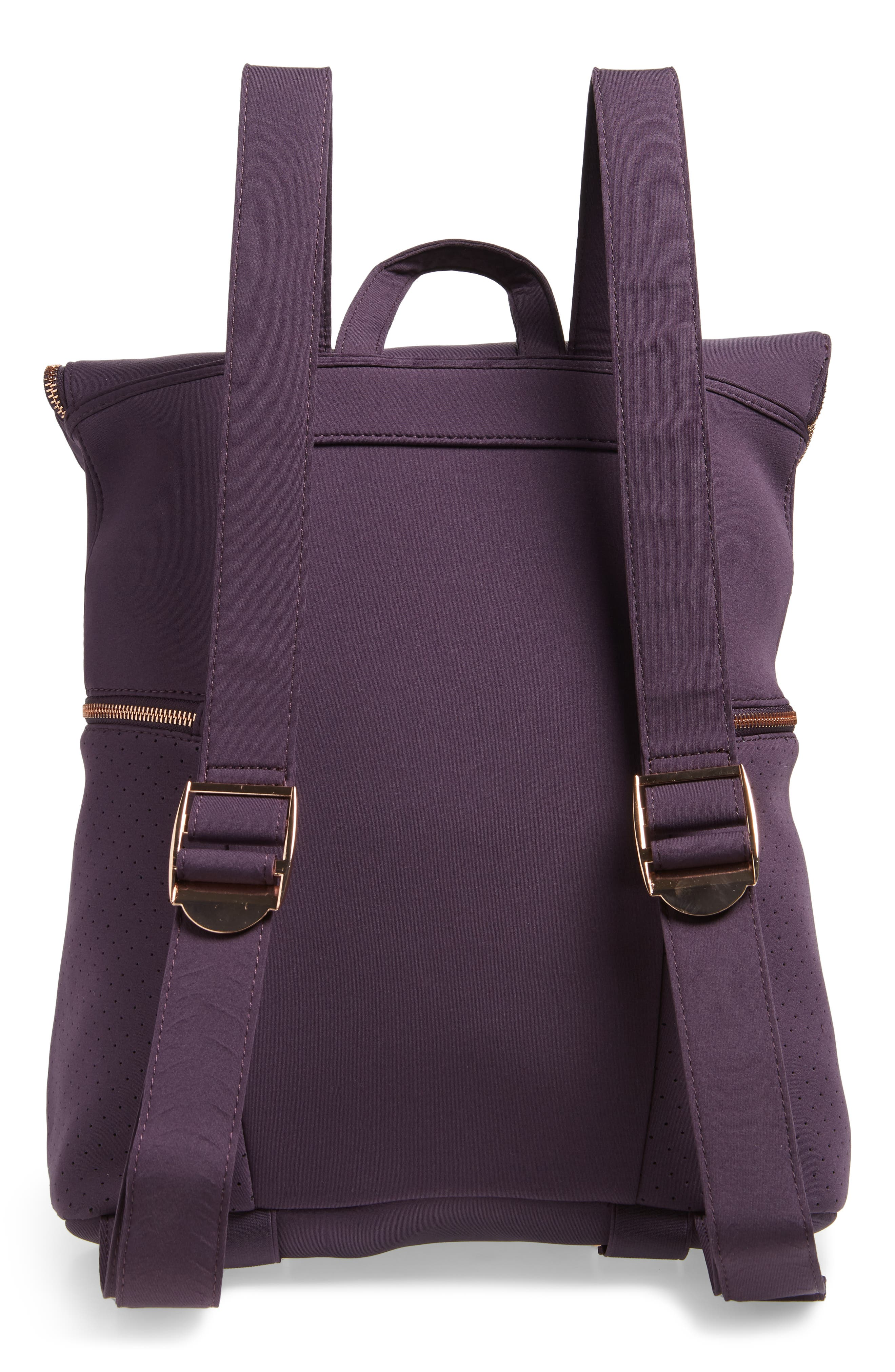 All Sport Backpack,                             Alternate thumbnail 3, color,                             AUBERGINE