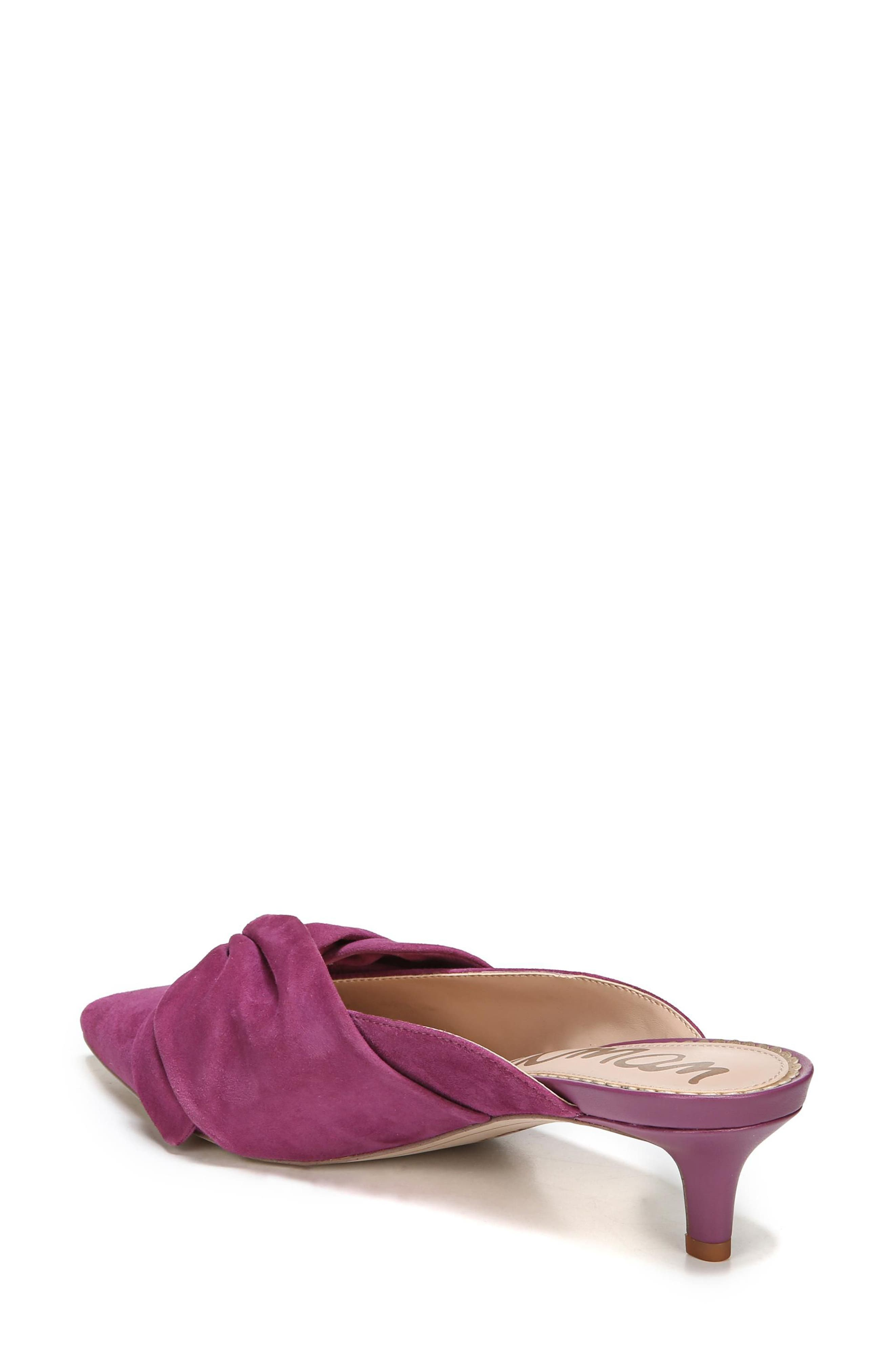 Laney Pointy Toe Mule,                             Alternate thumbnail 10, color,