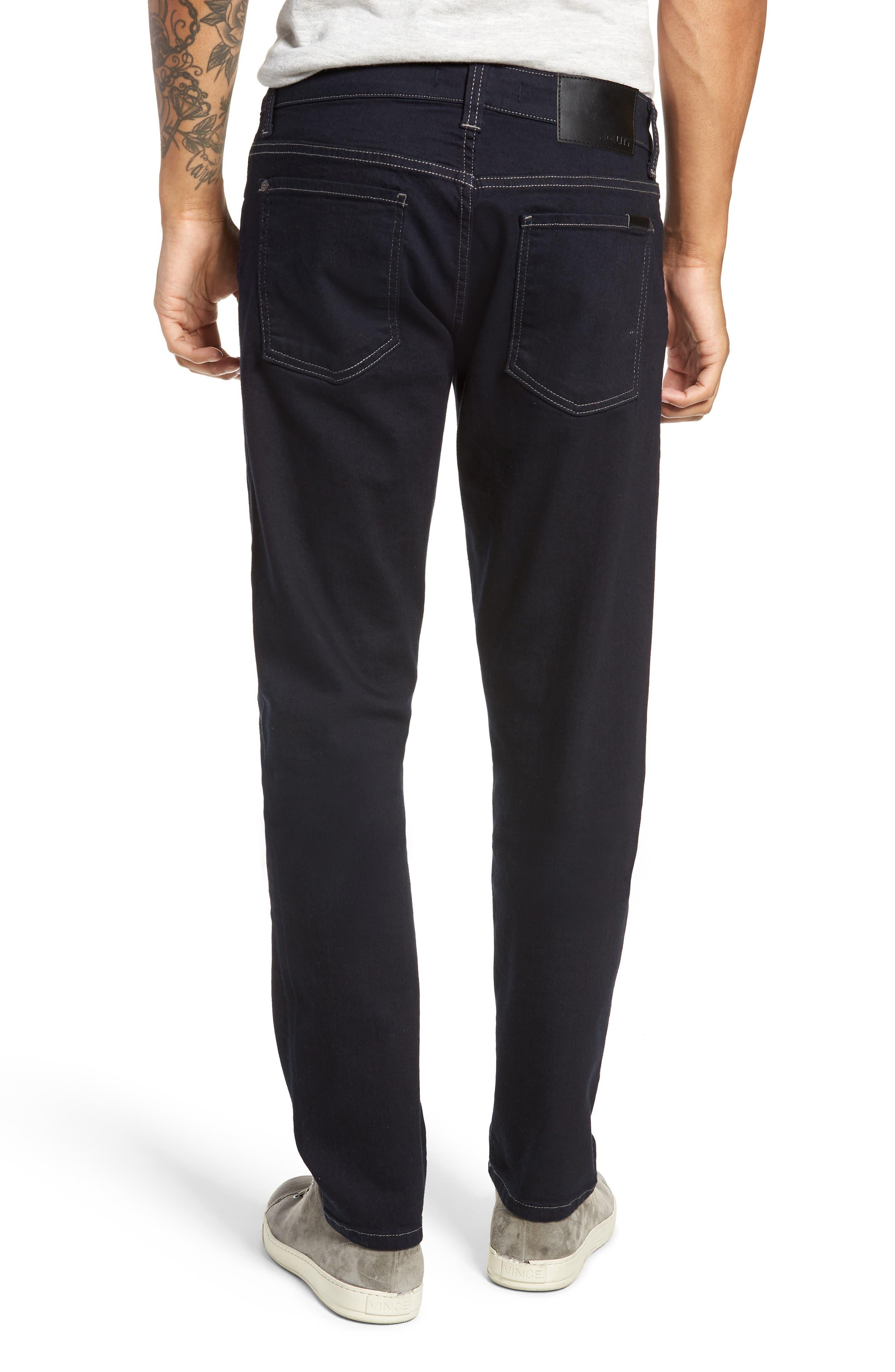 Torino Slim Fit Jeans,                             Alternate thumbnail 2, color,                             AKIRA BLUE