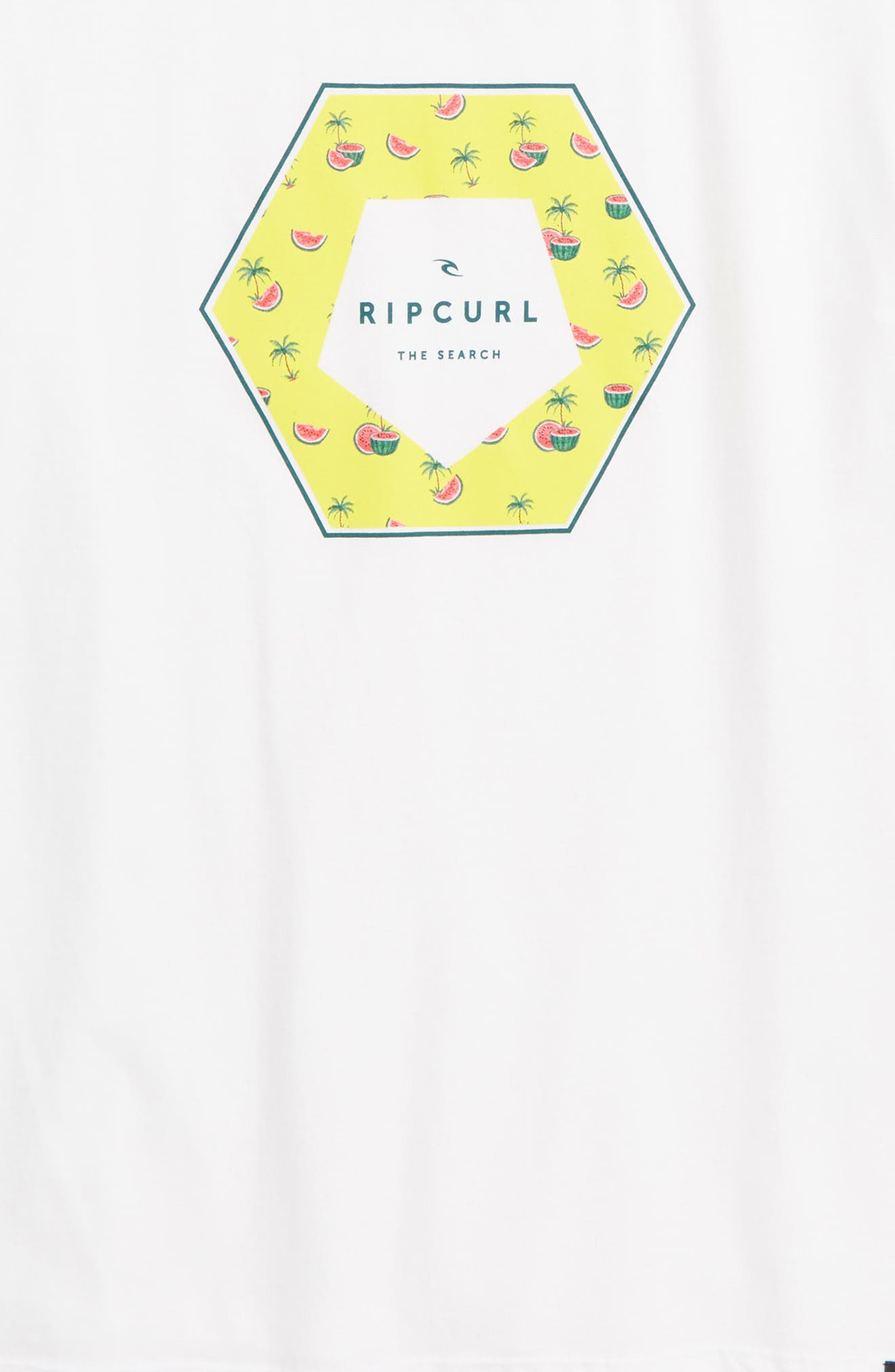 Graphic T-Shirt,                             Alternate thumbnail 2, color,                             WHITE