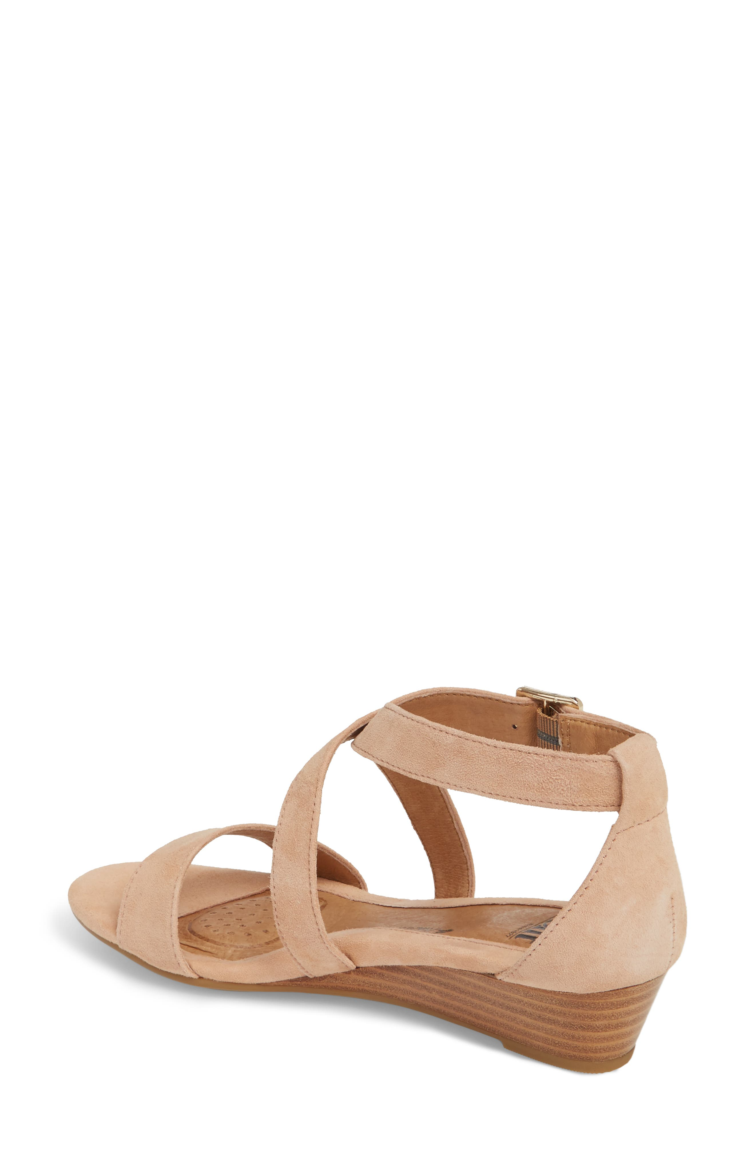 'Innis' Low Wedge Sandal,                             Alternate thumbnail 16, color,