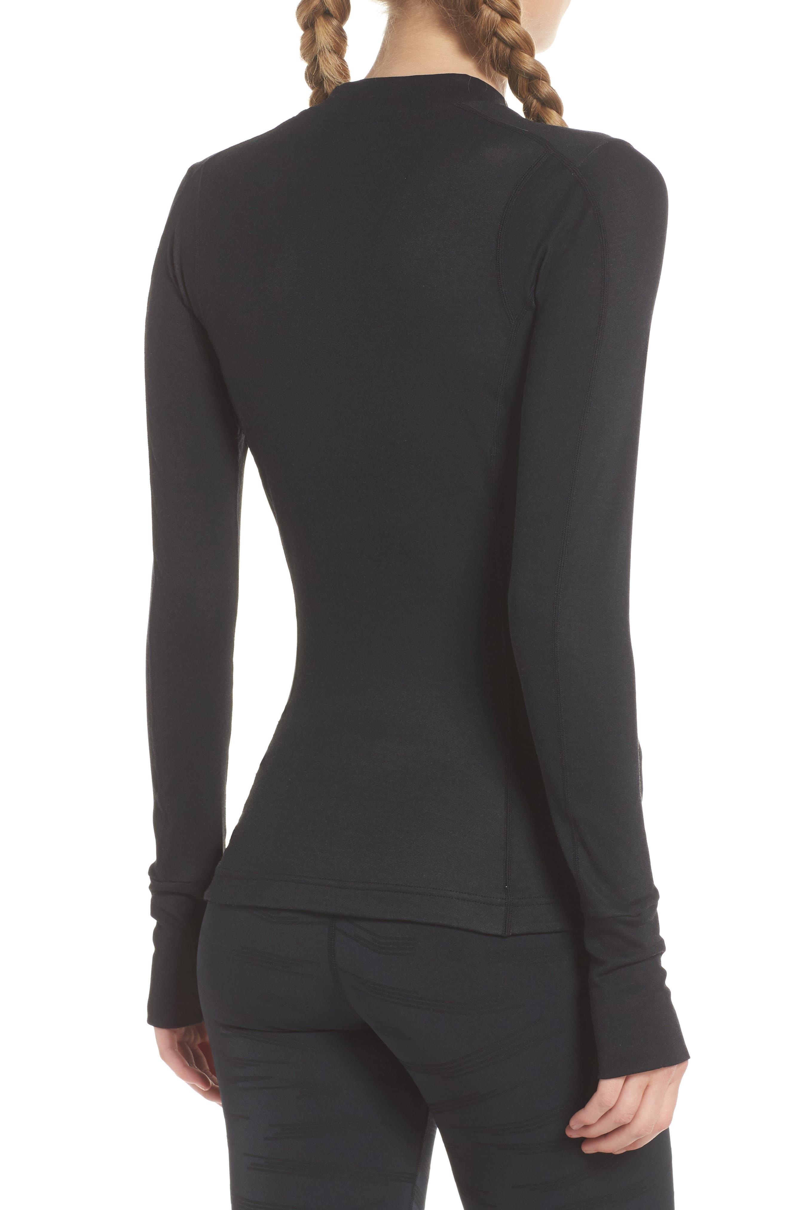 NikeLab ACG Long Sleeve Women's Top,                             Alternate thumbnail 2, color,                             010