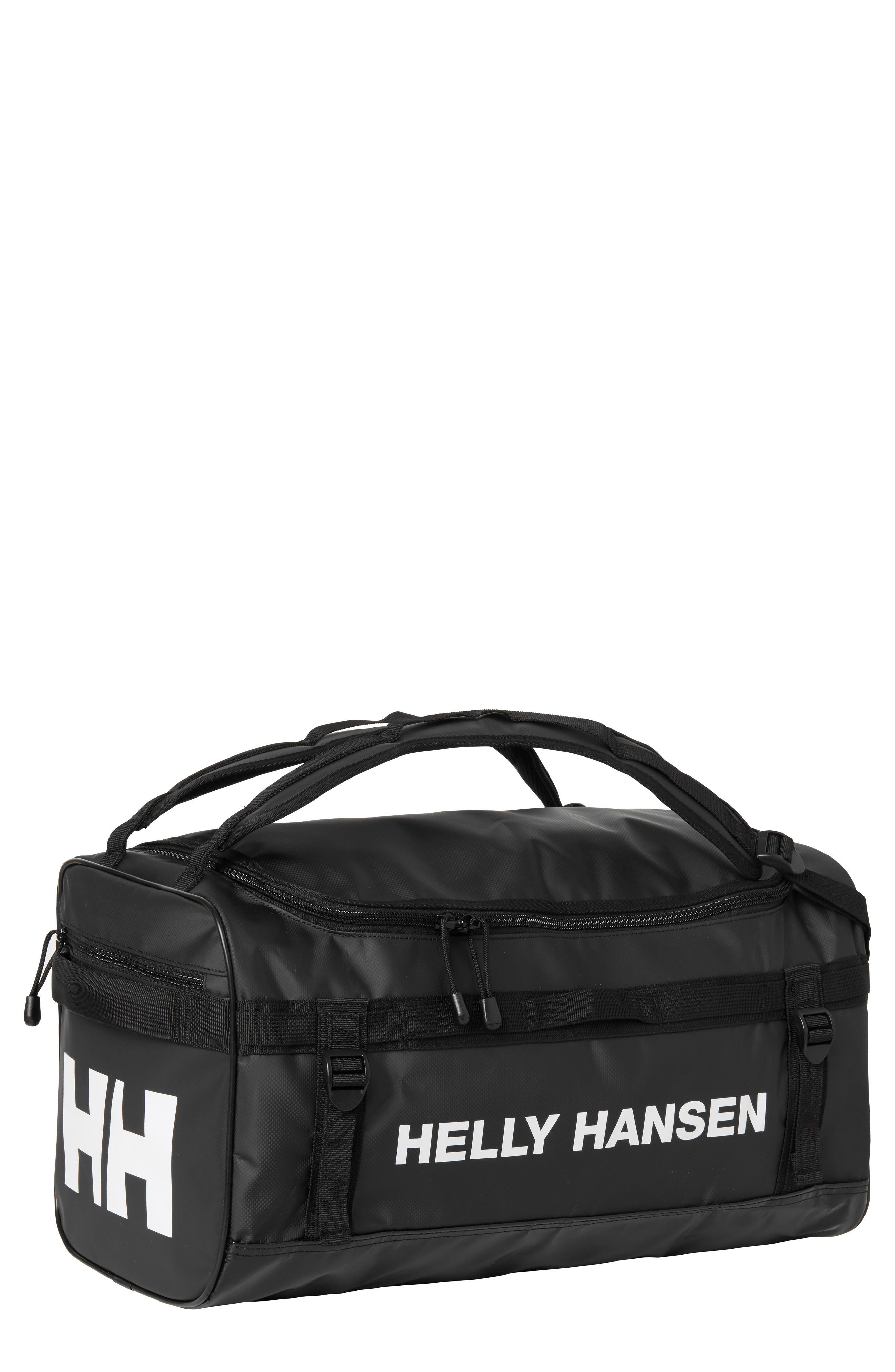 New Classic Extra Small Duffel Bag,                         Main,                         color, BLACK