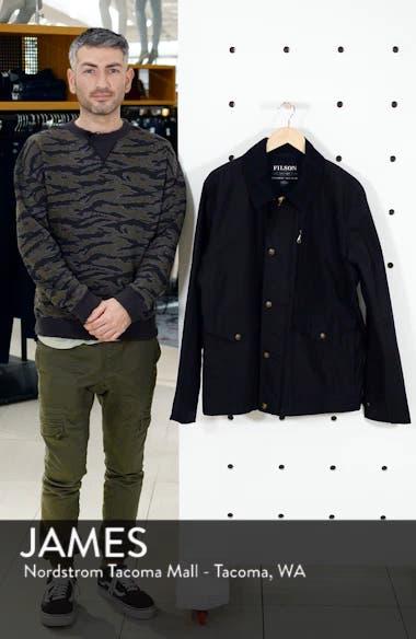 Short Mile Marker Waxed Cotton Jacket, sales video thumbnail