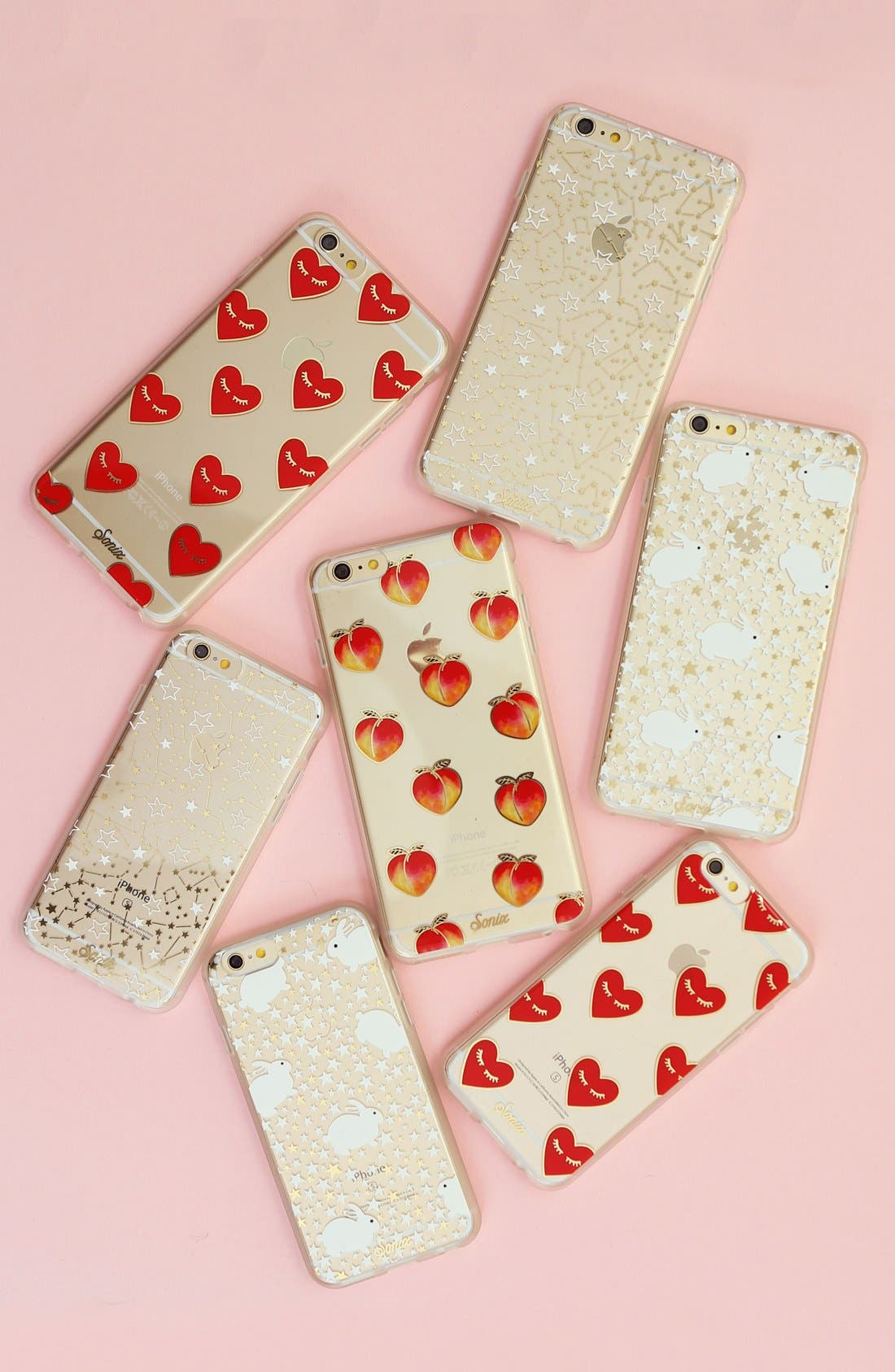 Fancy Heart iPhone 7/8 & 7/8 Plus Case,                             Alternate thumbnail 4, color,                             600