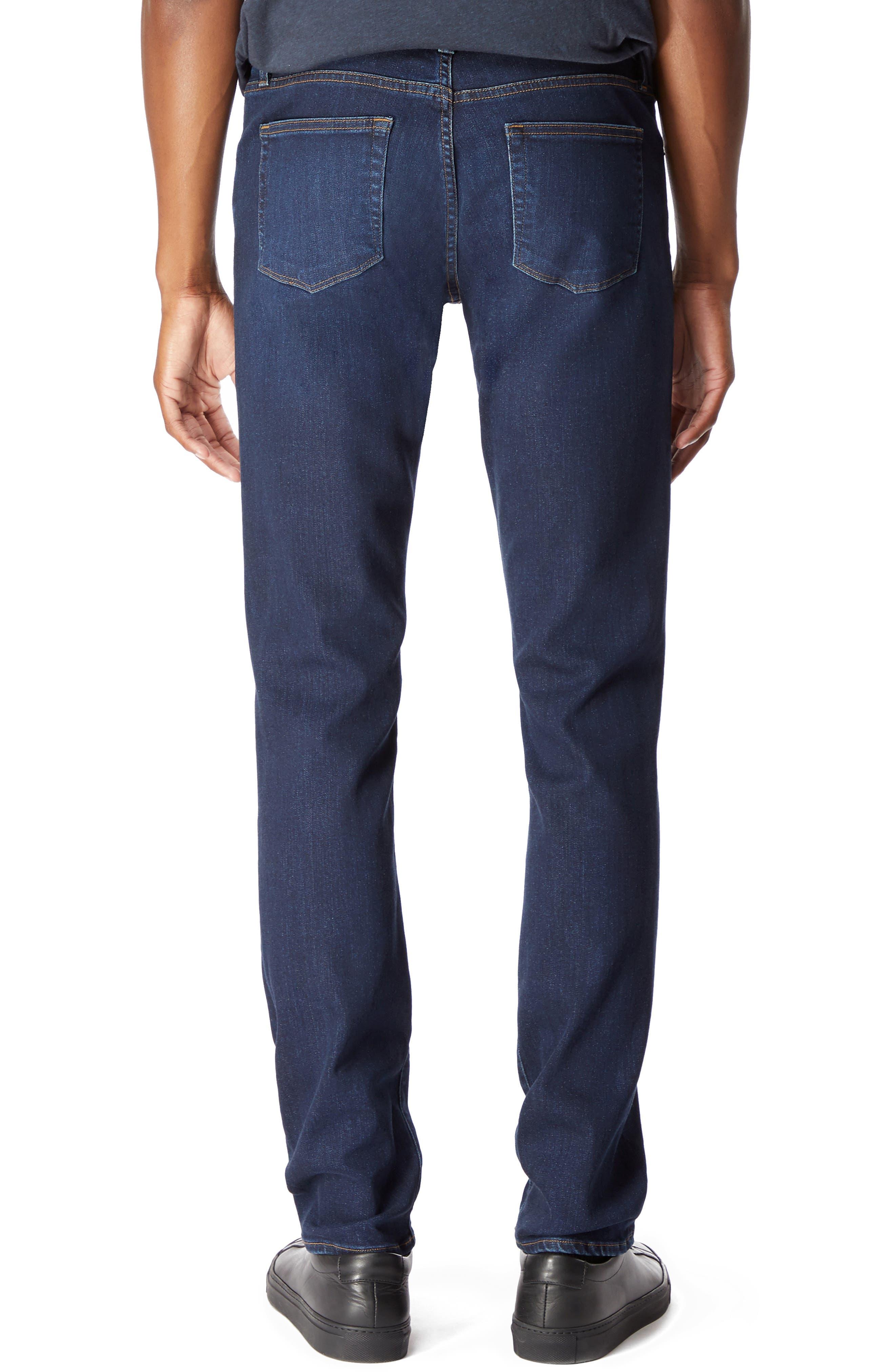 Kane Slim Straight Leg Jeans,                             Alternate thumbnail 2, color,                             GLEETING