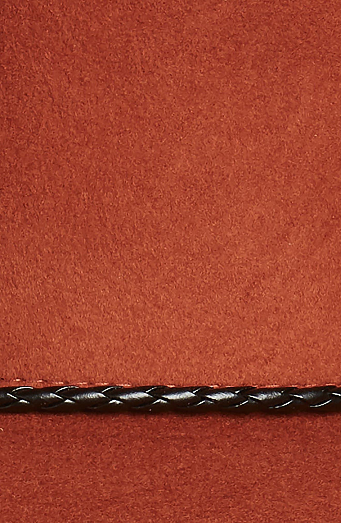 x Biltmore<sup>®</sup> Felt Stampede Strap Hat,                             Alternate thumbnail 2, color,                             SPICED CIDER