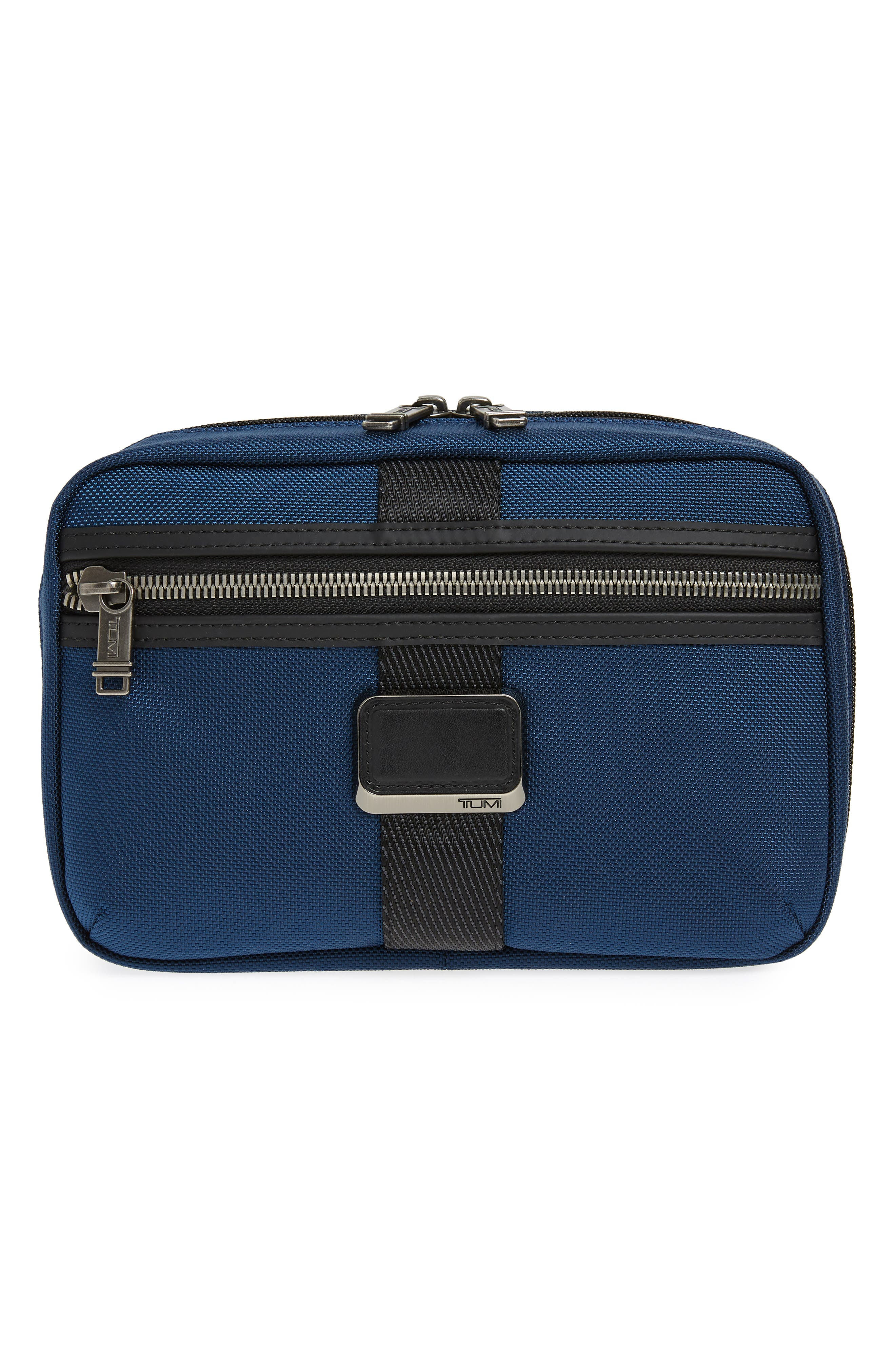 TUMI,                             Alpha Bravo - Reno Travel Kit,                             Main thumbnail 1, color,                             415