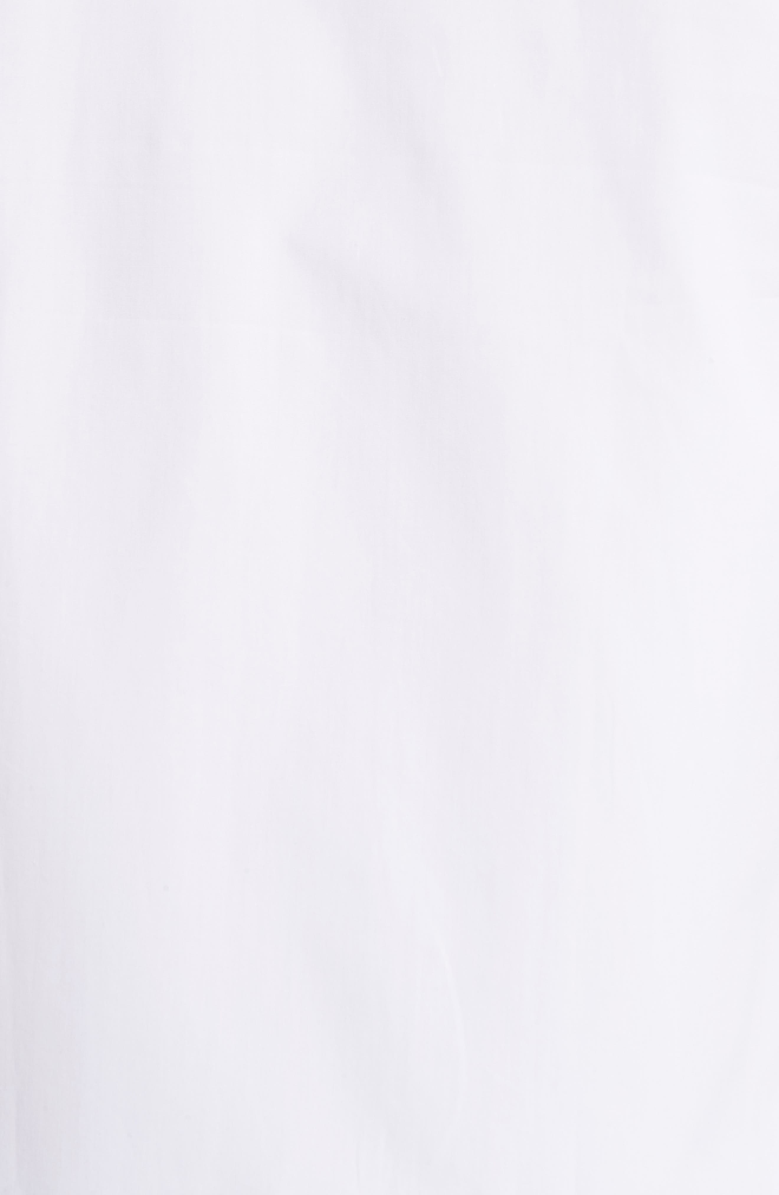 Slim Fit Embroidered Shirt,                             Alternate thumbnail 2, color,                             WHITE