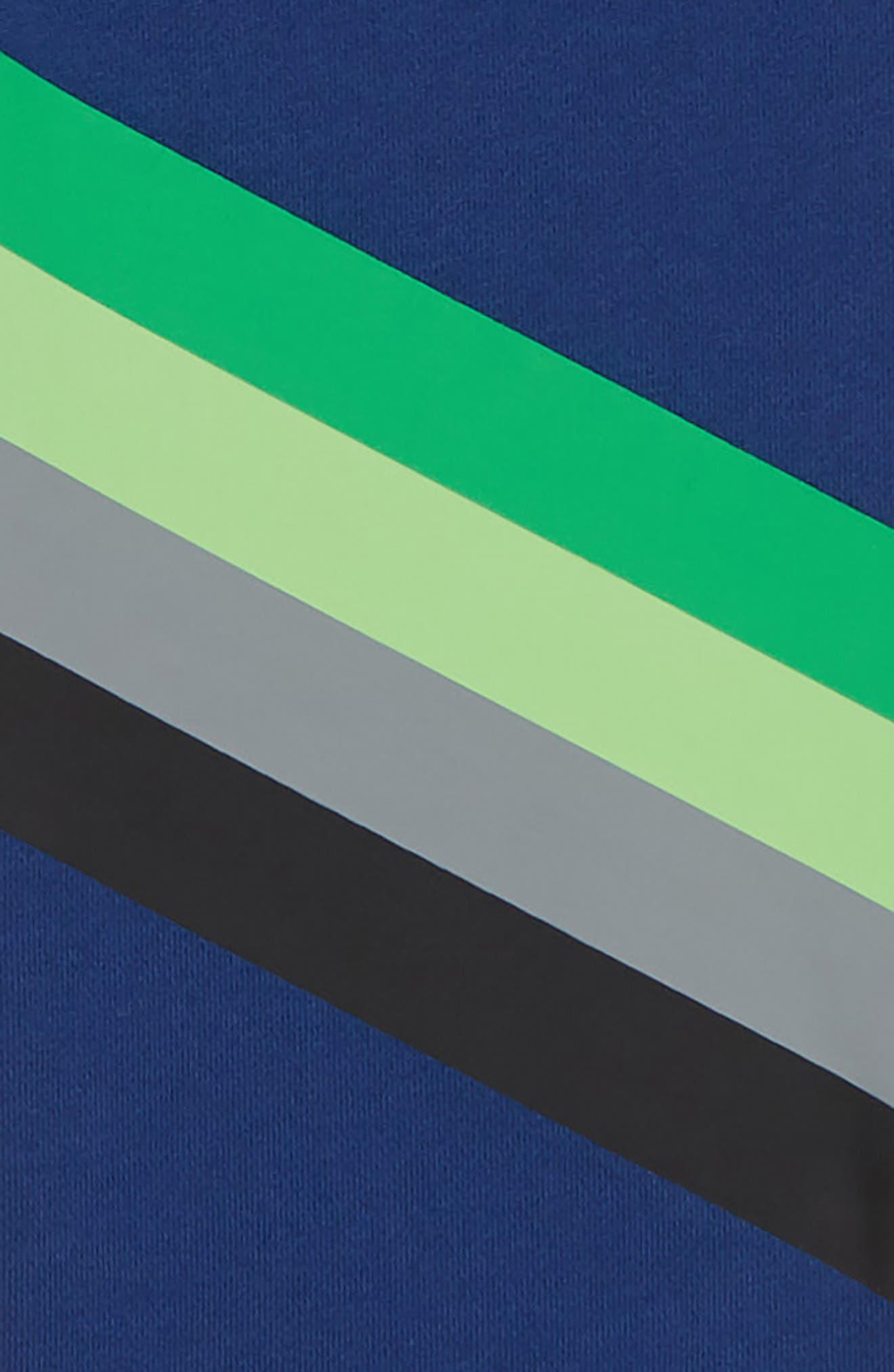 Logo Sweatpants,                             Alternate thumbnail 2, color,                             CANVAS BLUE