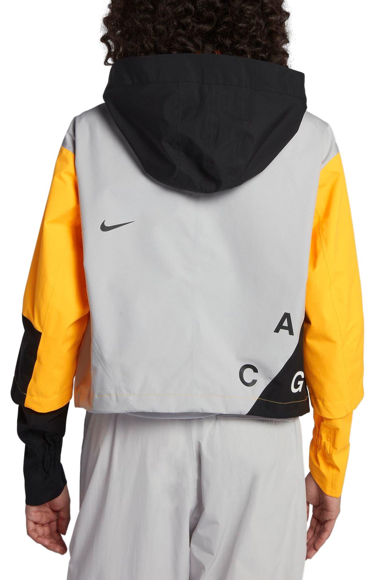 NikeLab ACG Gore-Tex<sup>®</sup> Women's Jacket,                             Alternate thumbnail 9, color,