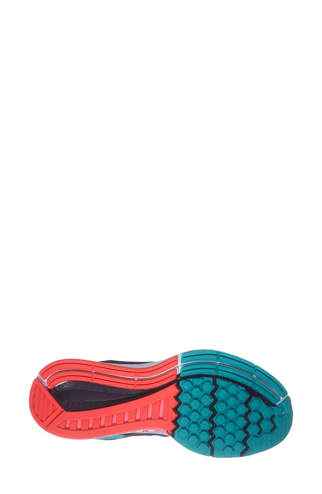 NIKE,                             'Air Zoom Structure 18' Running Shoe,                             Alternate thumbnail 2, color,                             001