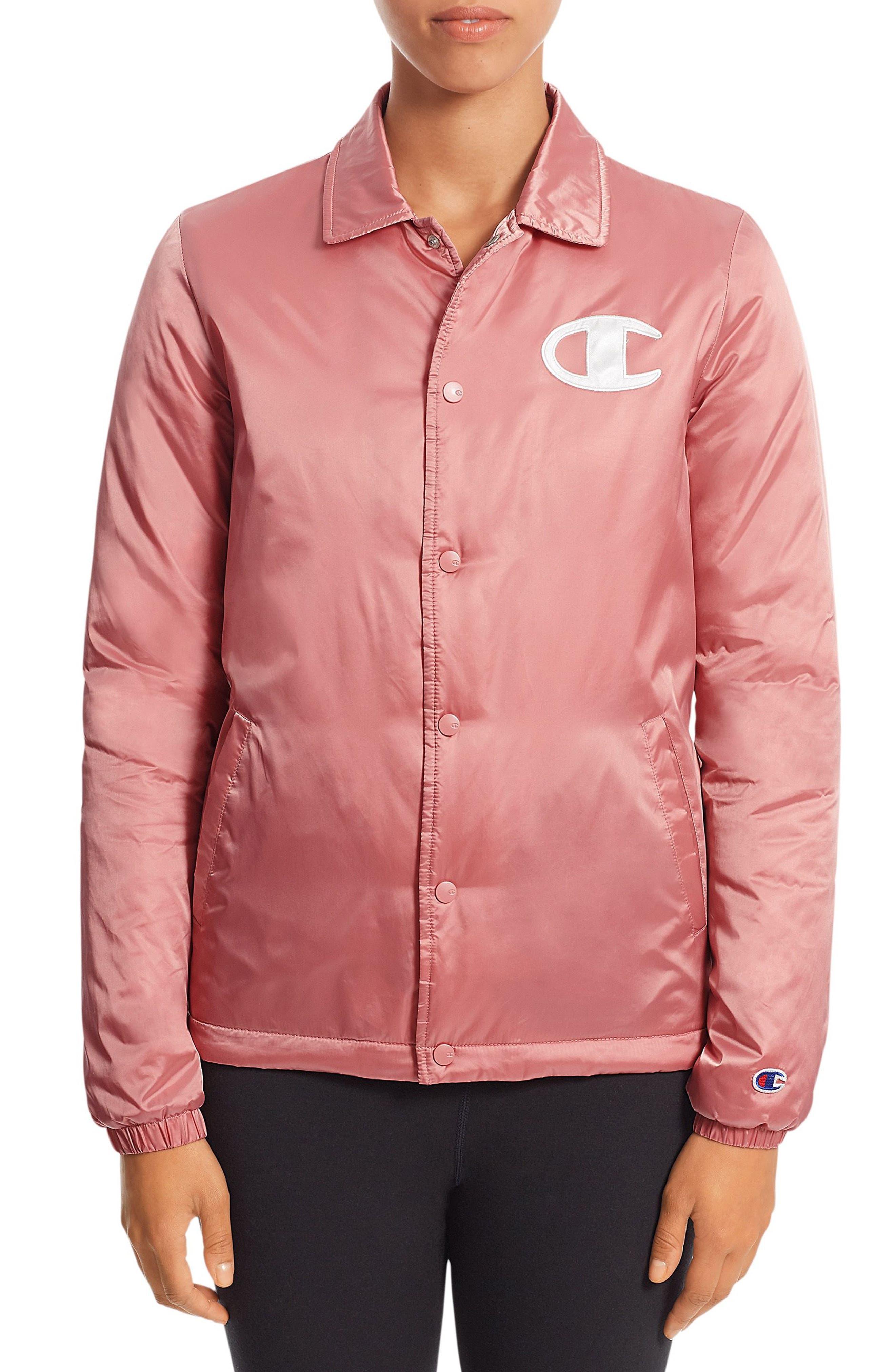 Satin Coach's Jacket,                         Main,                         color, 650