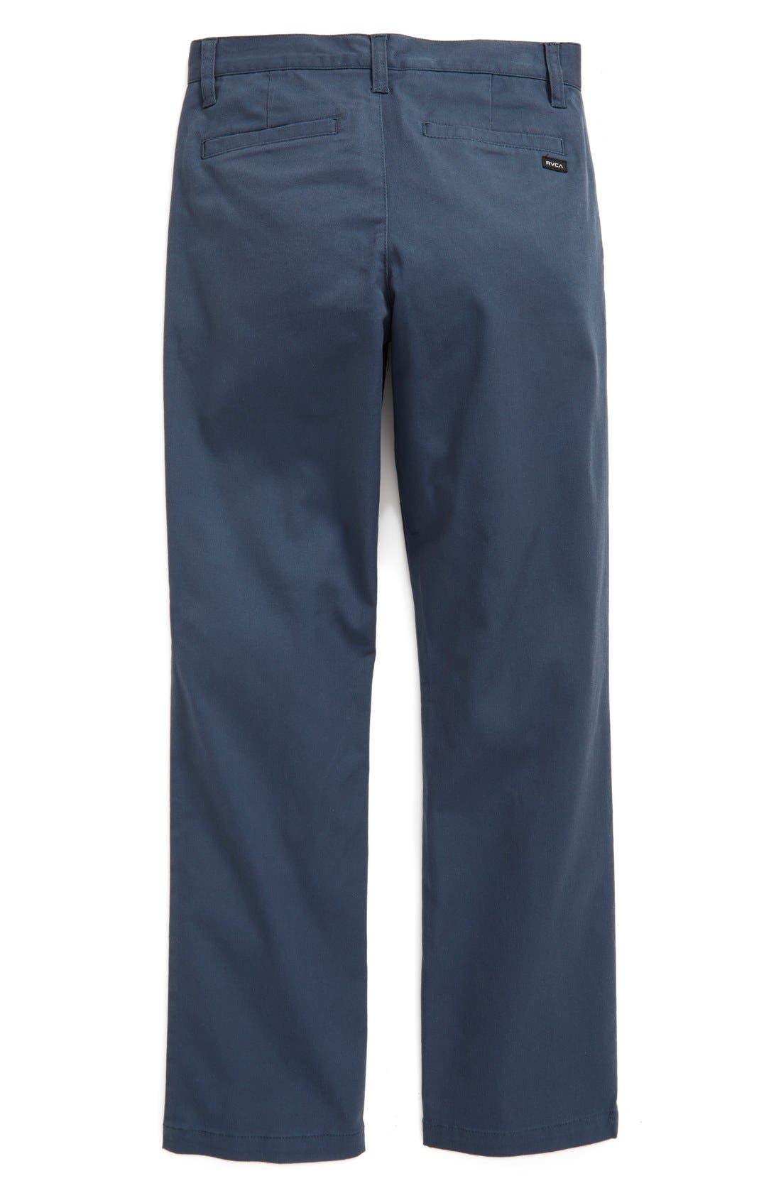 'Weekday' Stretch Chinos,                             Alternate thumbnail 14, color,
