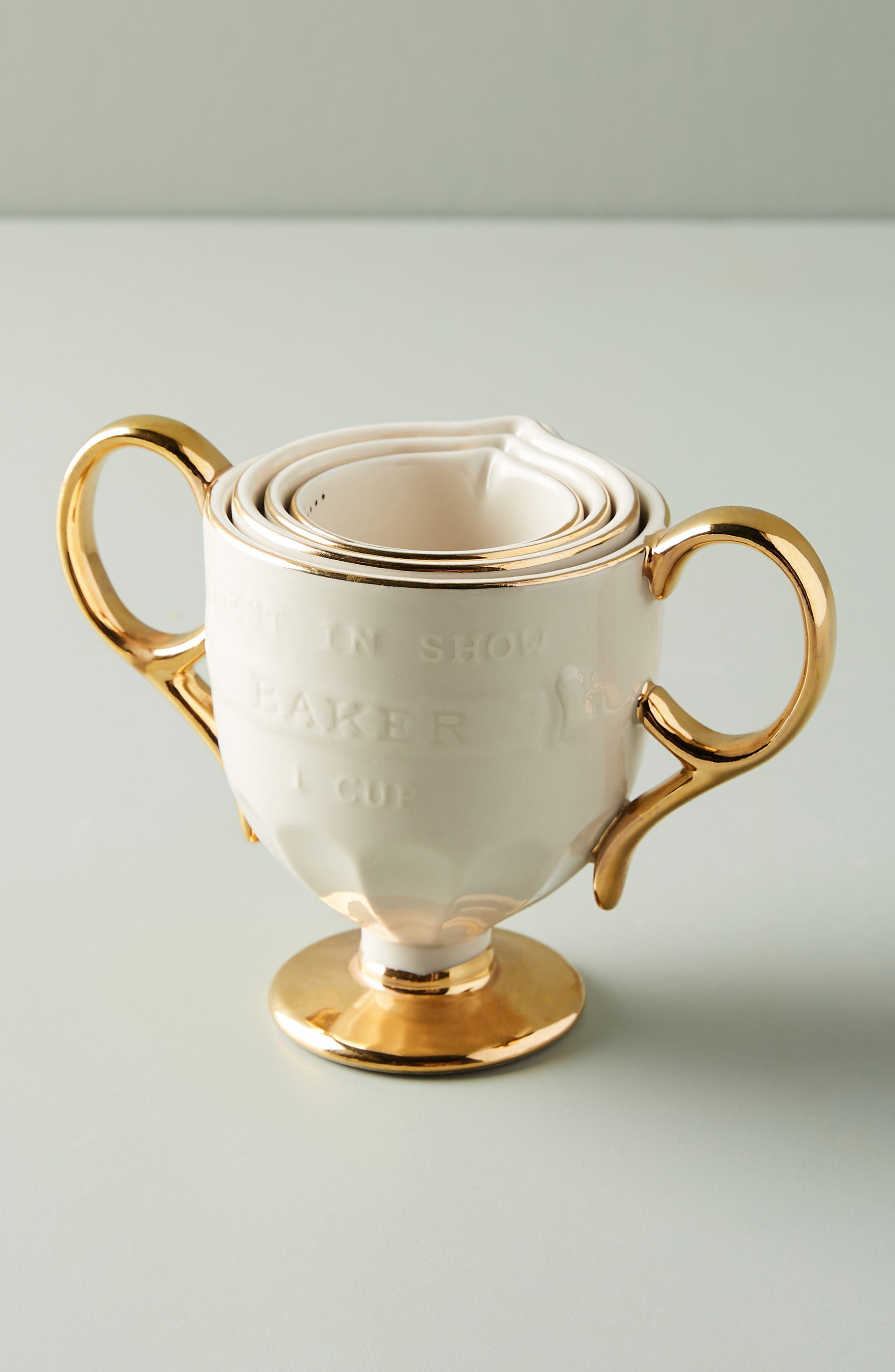 Dorina Set of 4 Measuring Cups,                         Main,                         color, 710