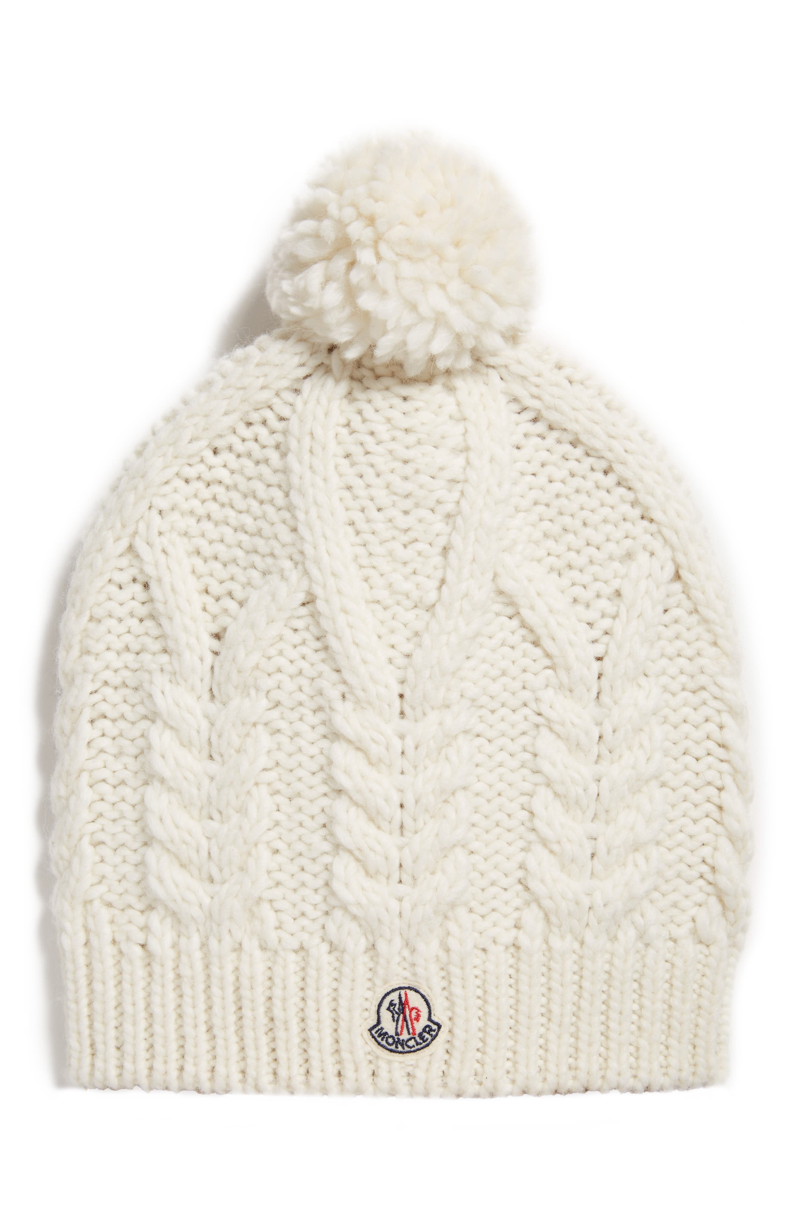 Knit Beanie,                             Main thumbnail 2, color,