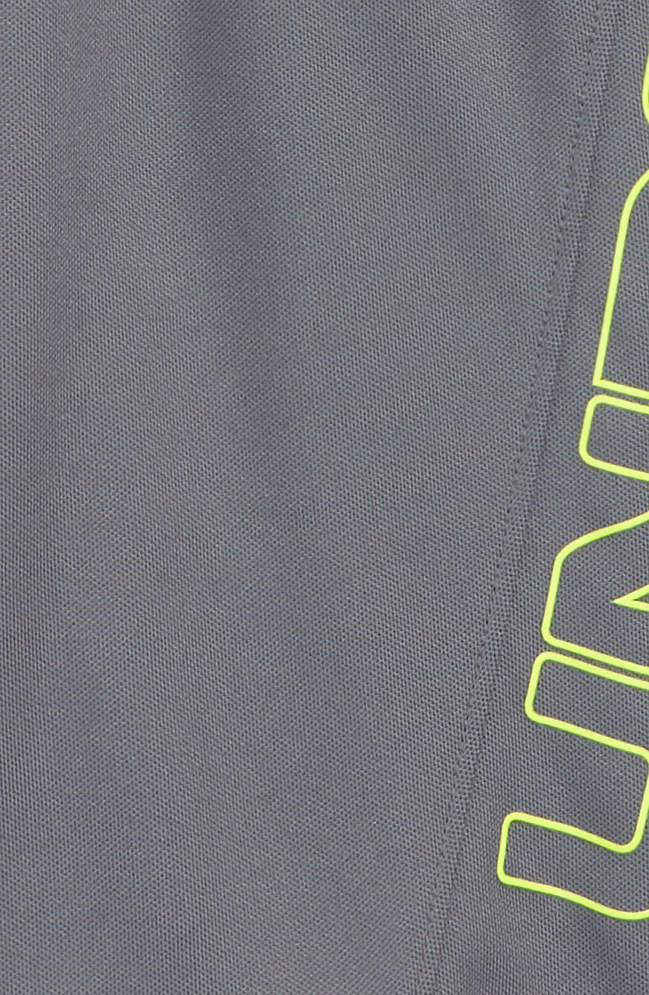 Kick Off HeatGear<sup>®</sup> Shorts,                             Alternate thumbnail 3, color,