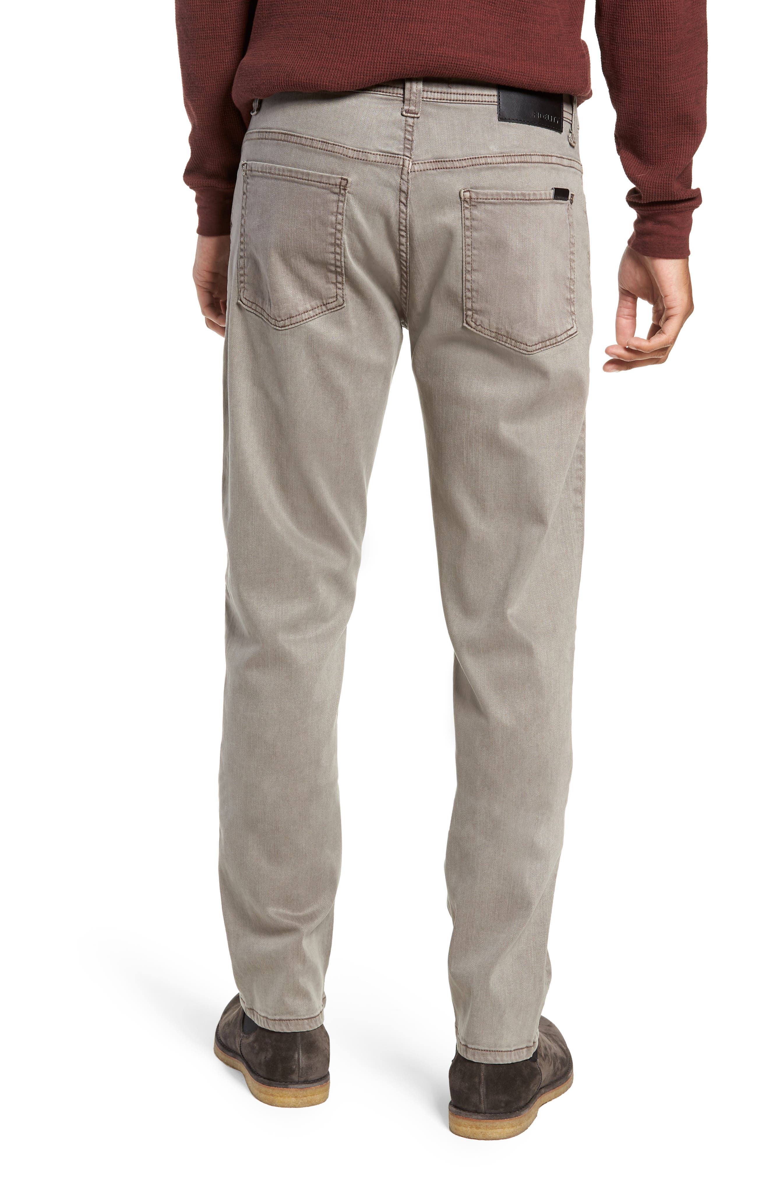 Jimmy Slim Straight Leg Twill Pants,                             Alternate thumbnail 2, color,                             200
