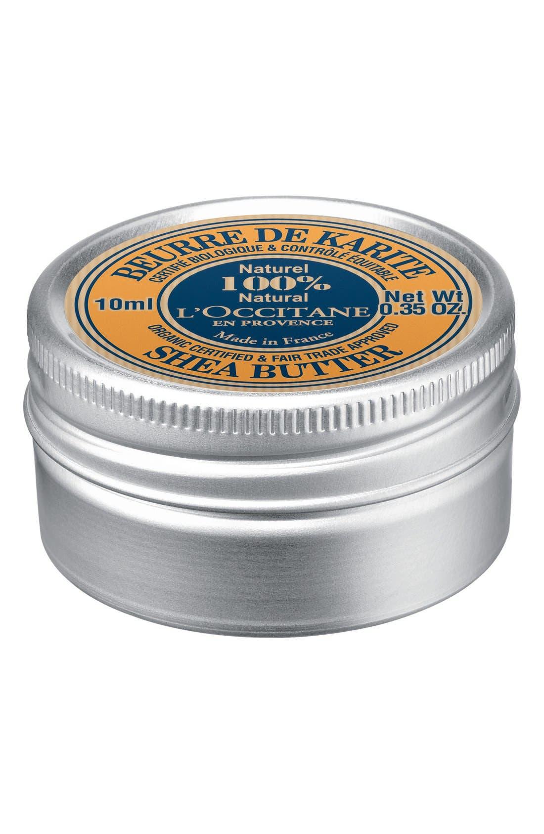 Mini Pure Shea Butter,                             Main thumbnail 1, color,                             NONE