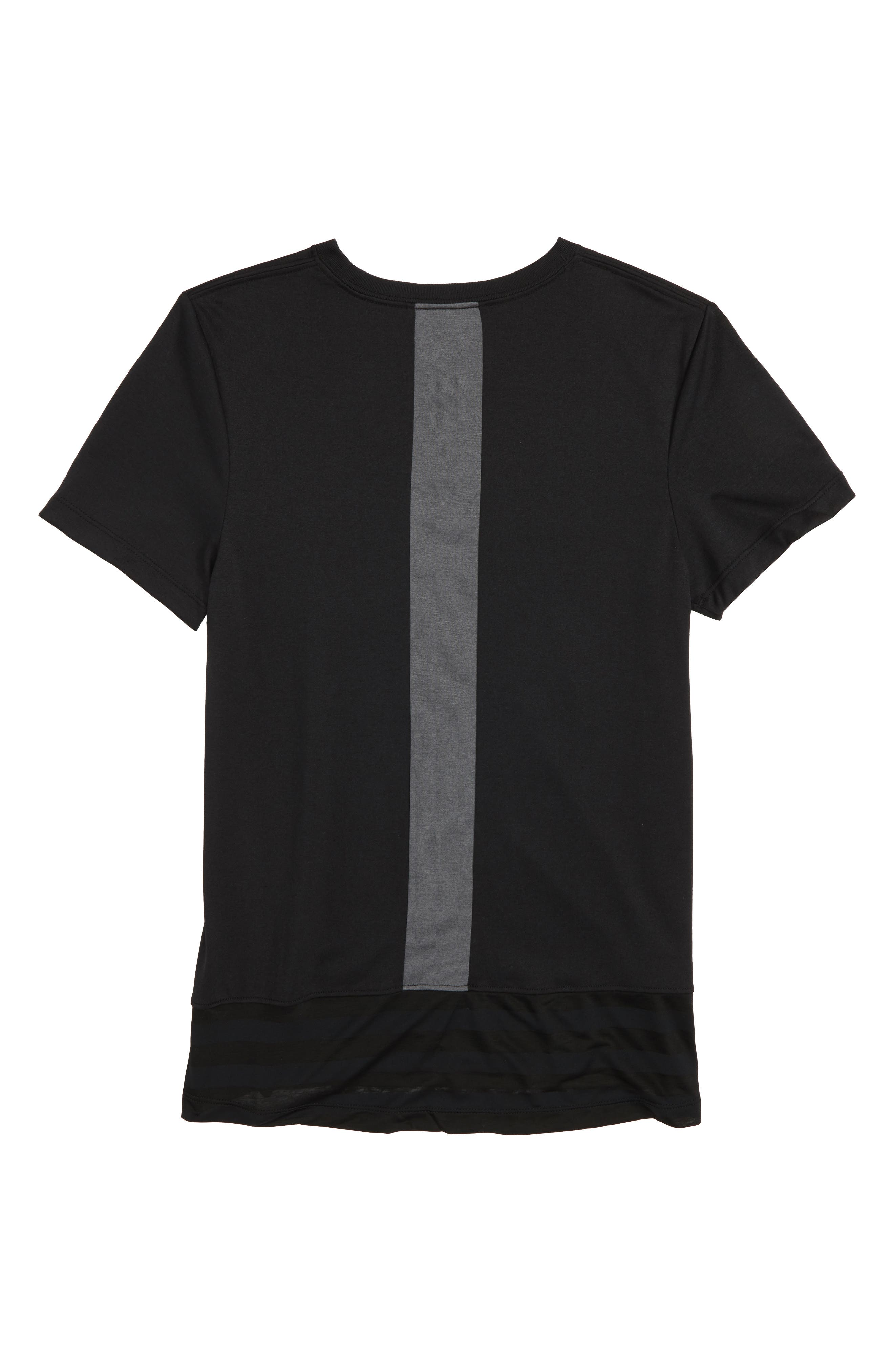 Dry Logo Graphic Tee,                             Alternate thumbnail 2, color,                             010