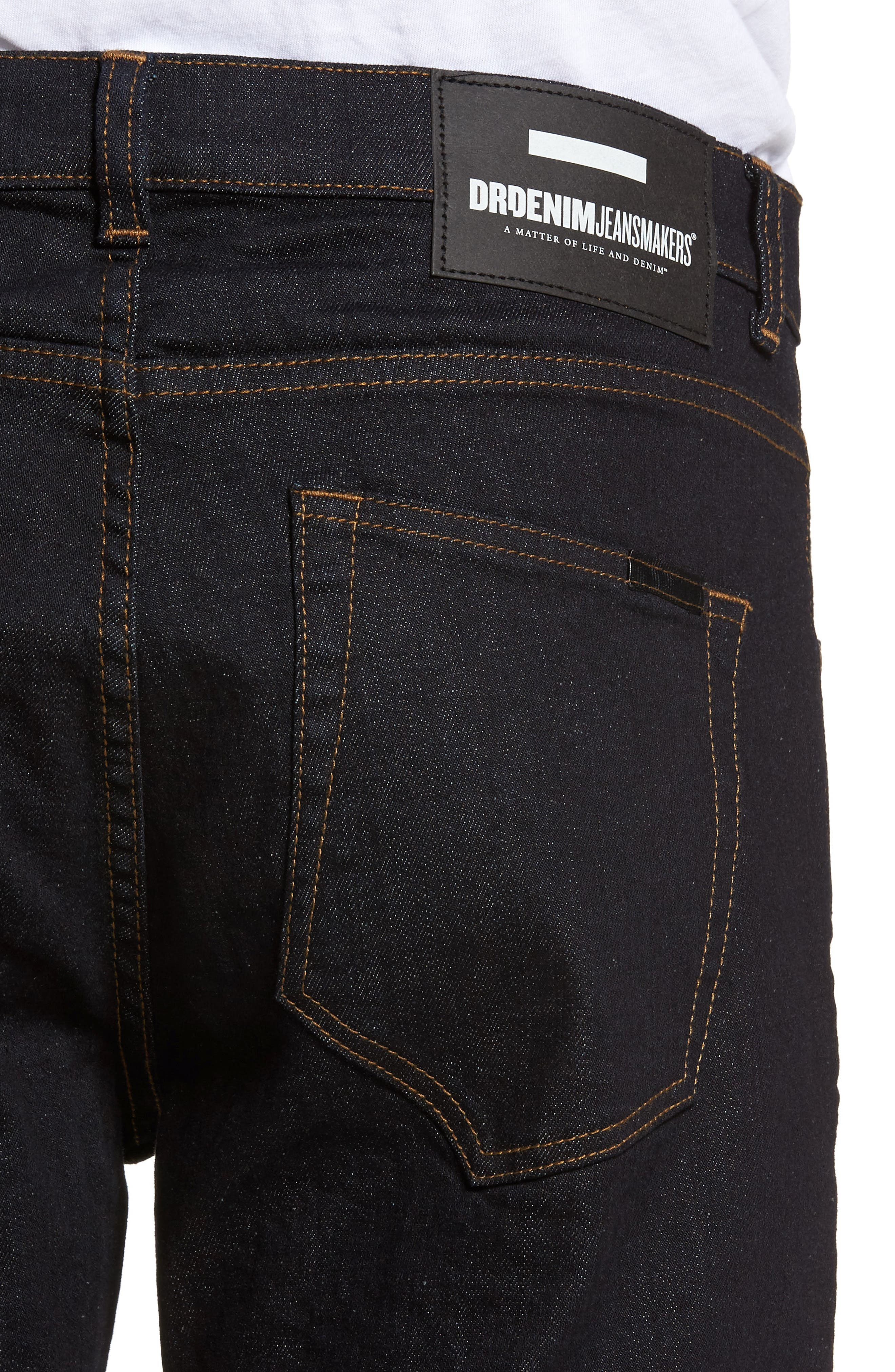 James Relaxed Fit Jeans,                             Alternate thumbnail 4, color,                             400