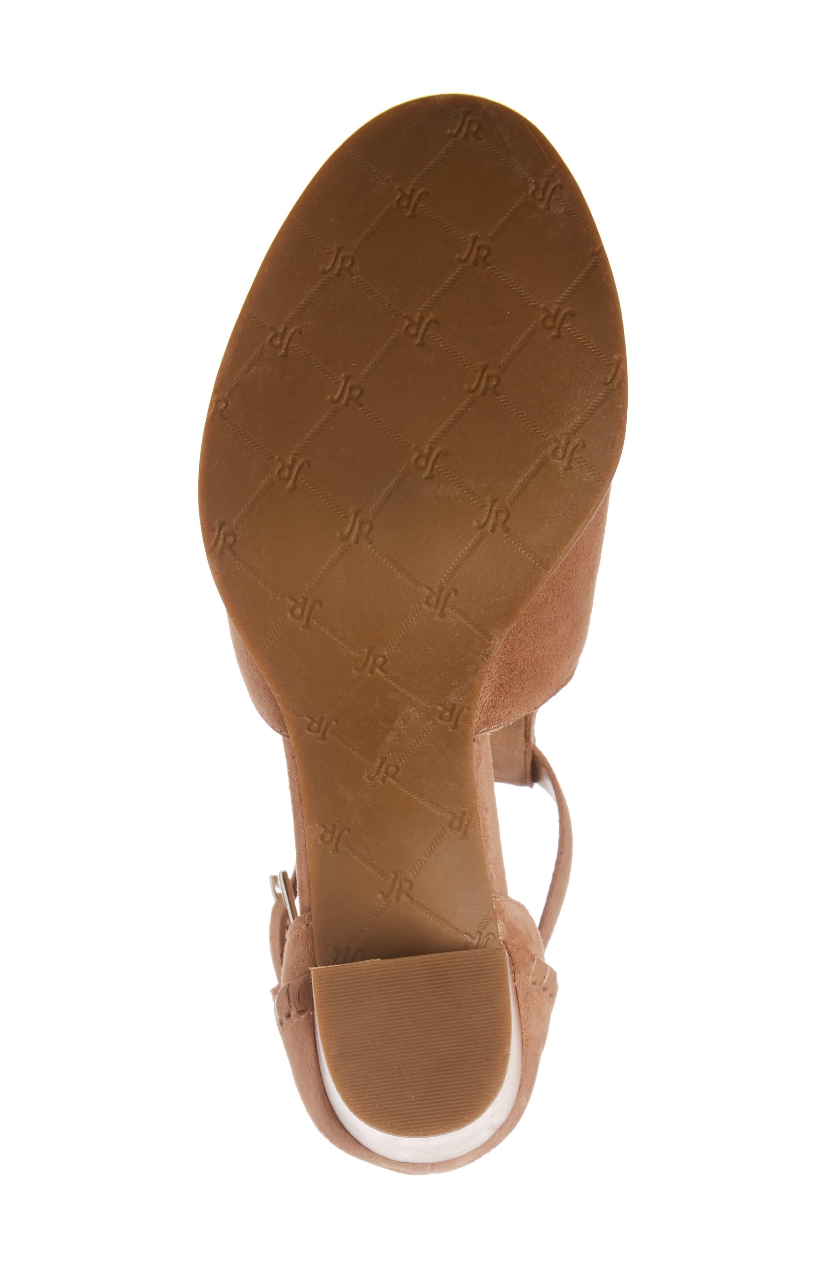 Cameron Block Heel Sandal,                             Alternate thumbnail 42, color,
