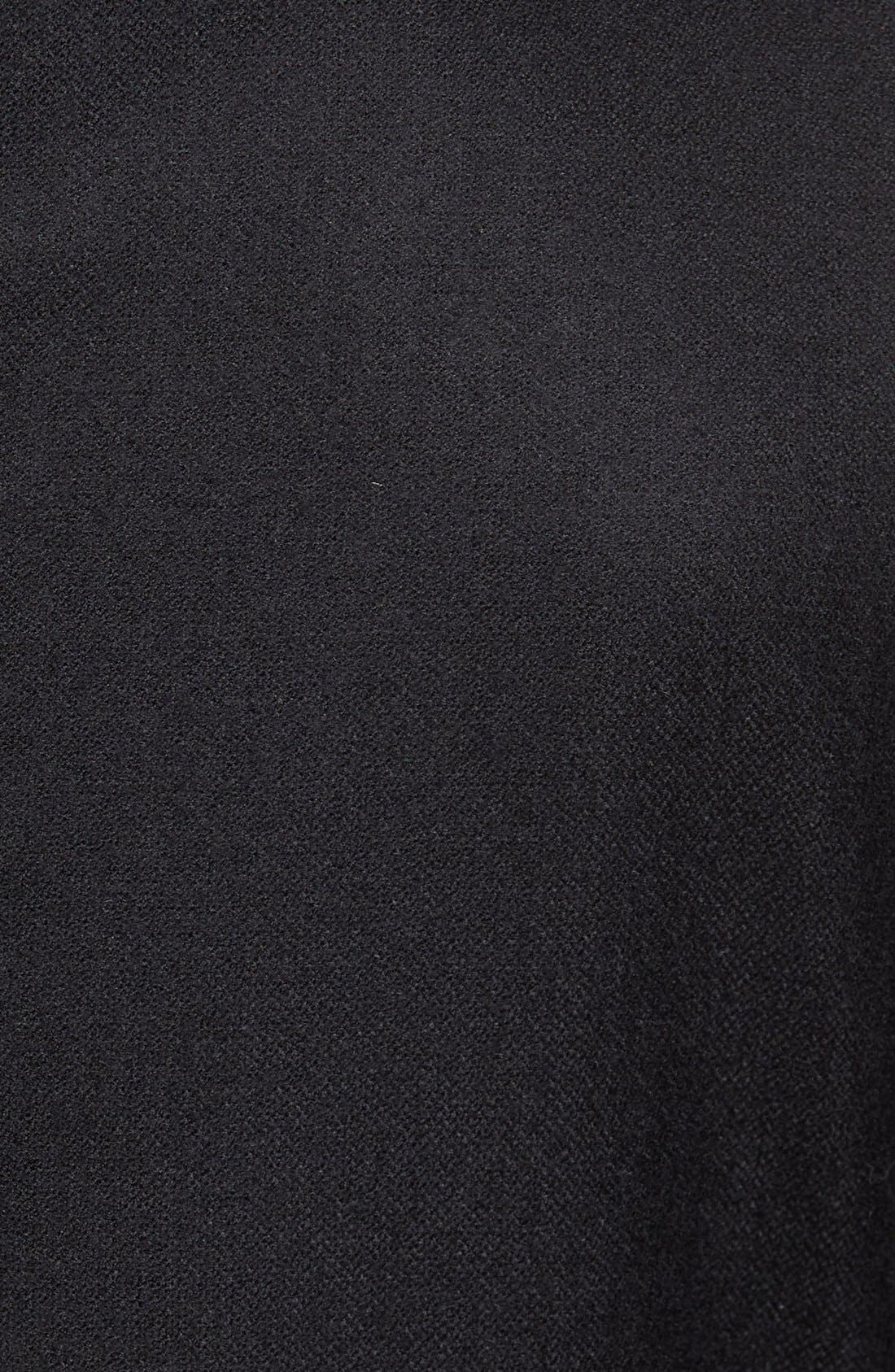 Classic Fit Wool & Cashmere Blazer,                             Alternate thumbnail 5, color,                             001