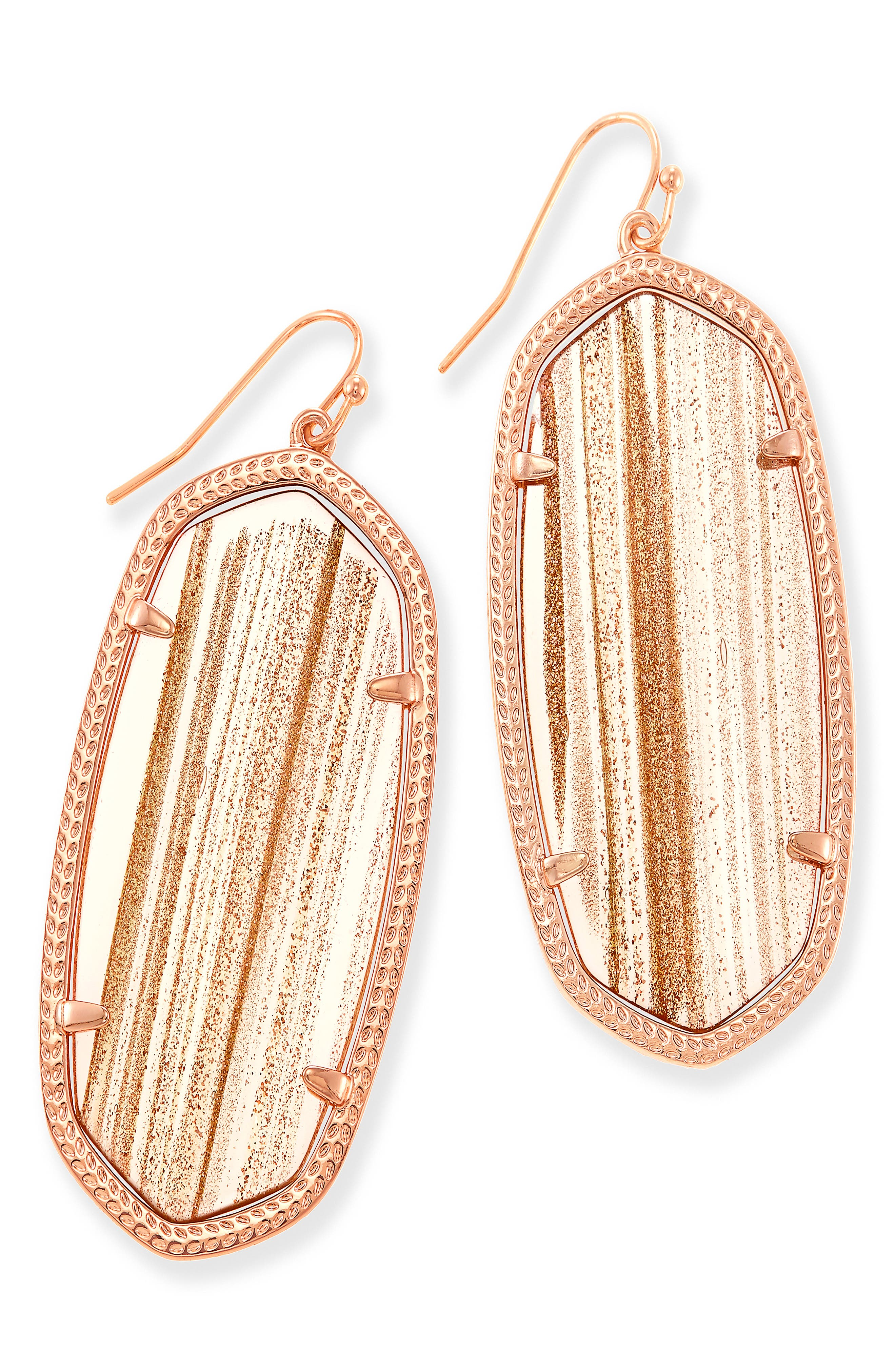 Danielle - Large Oval Statement Earrings,                             Alternate thumbnail 174, color,