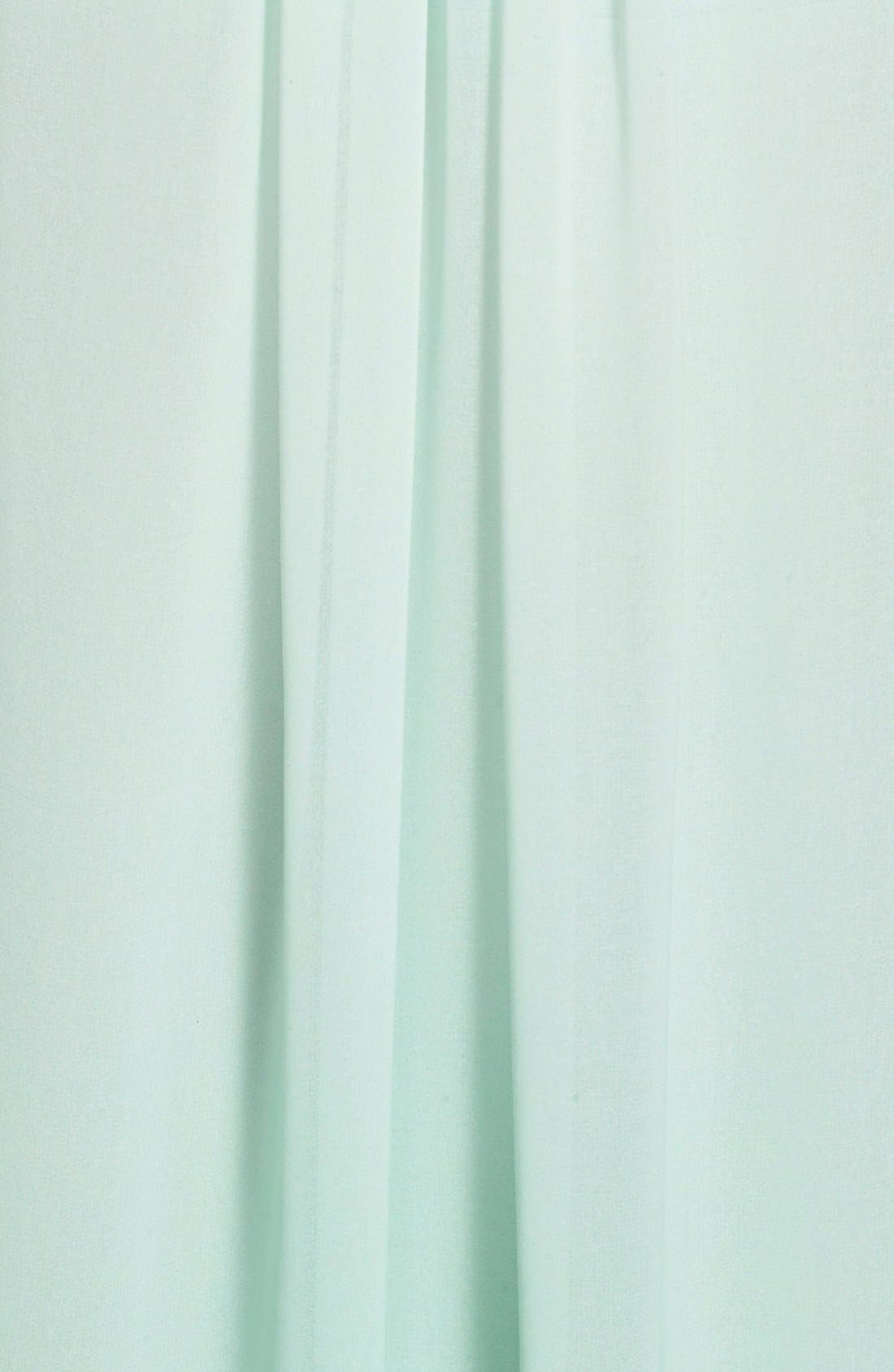 ERIN ERIN FETHERSTON,                             'Daria' Ombré Chiffon A-Line Gown,                             Alternate thumbnail 3, color,                             303