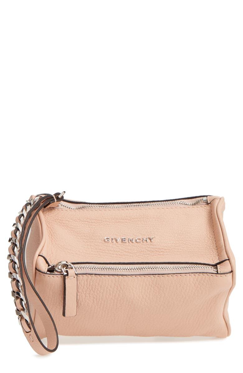 648c459c1976 Givenchy Pandora Wristlet Clutch
